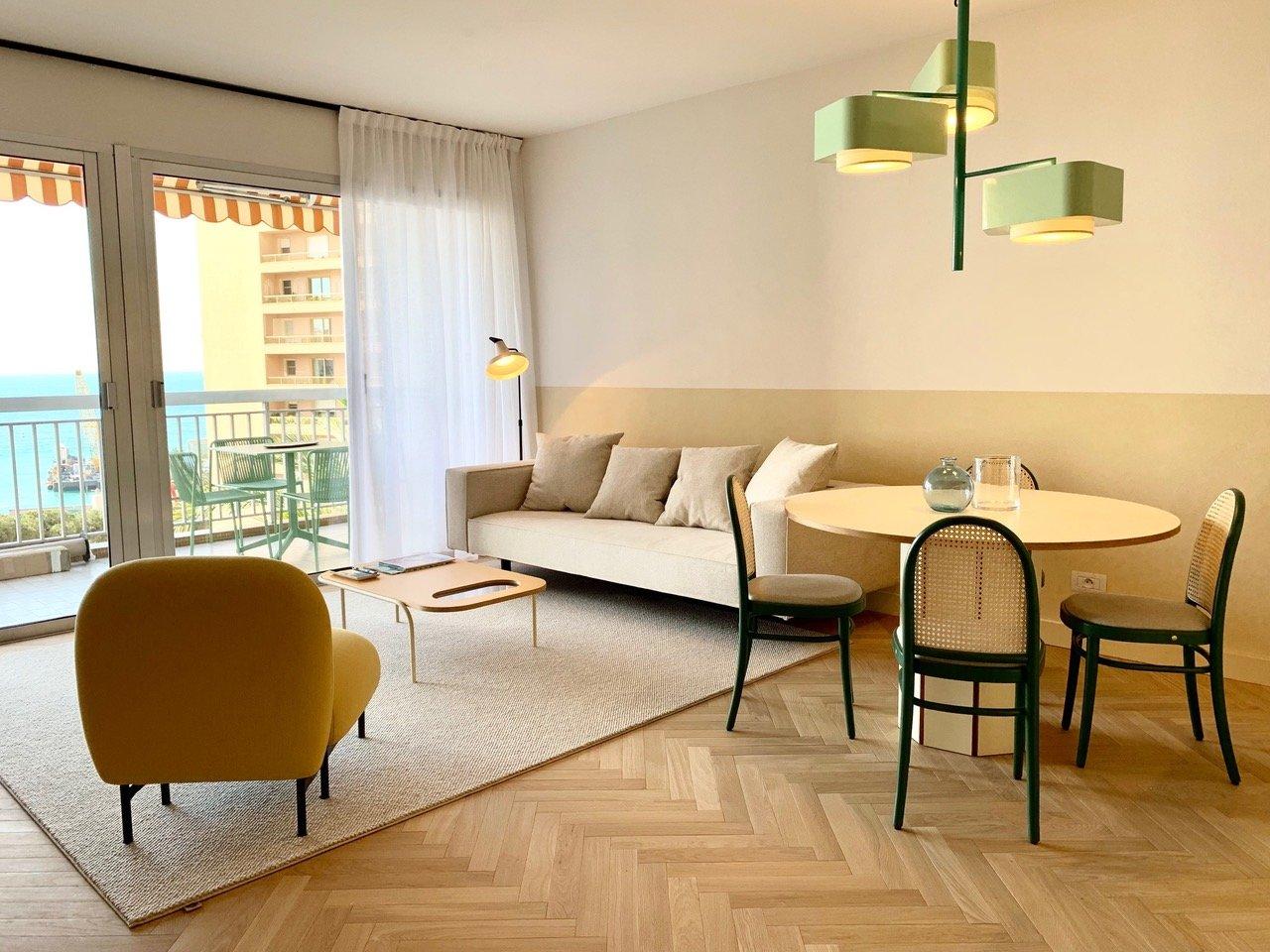 Le Casabianca - Drei Zimmer Wohnung