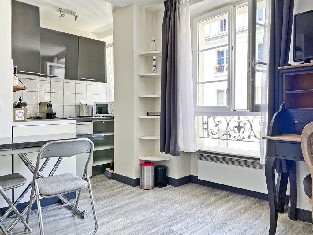 Studio rue du Ponceau