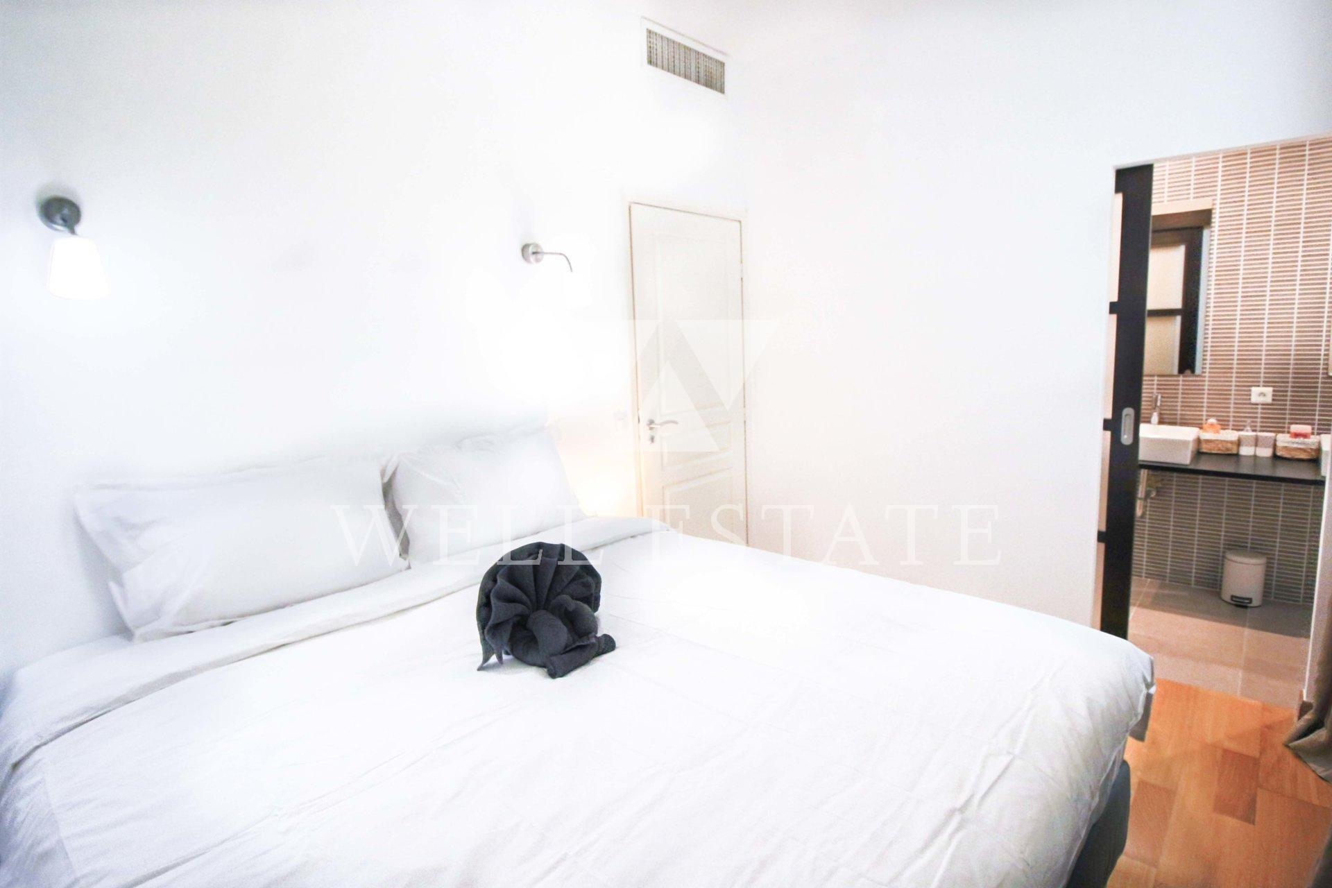 Appartement 4 pièces à 50m du Marché Forville - Vue mer