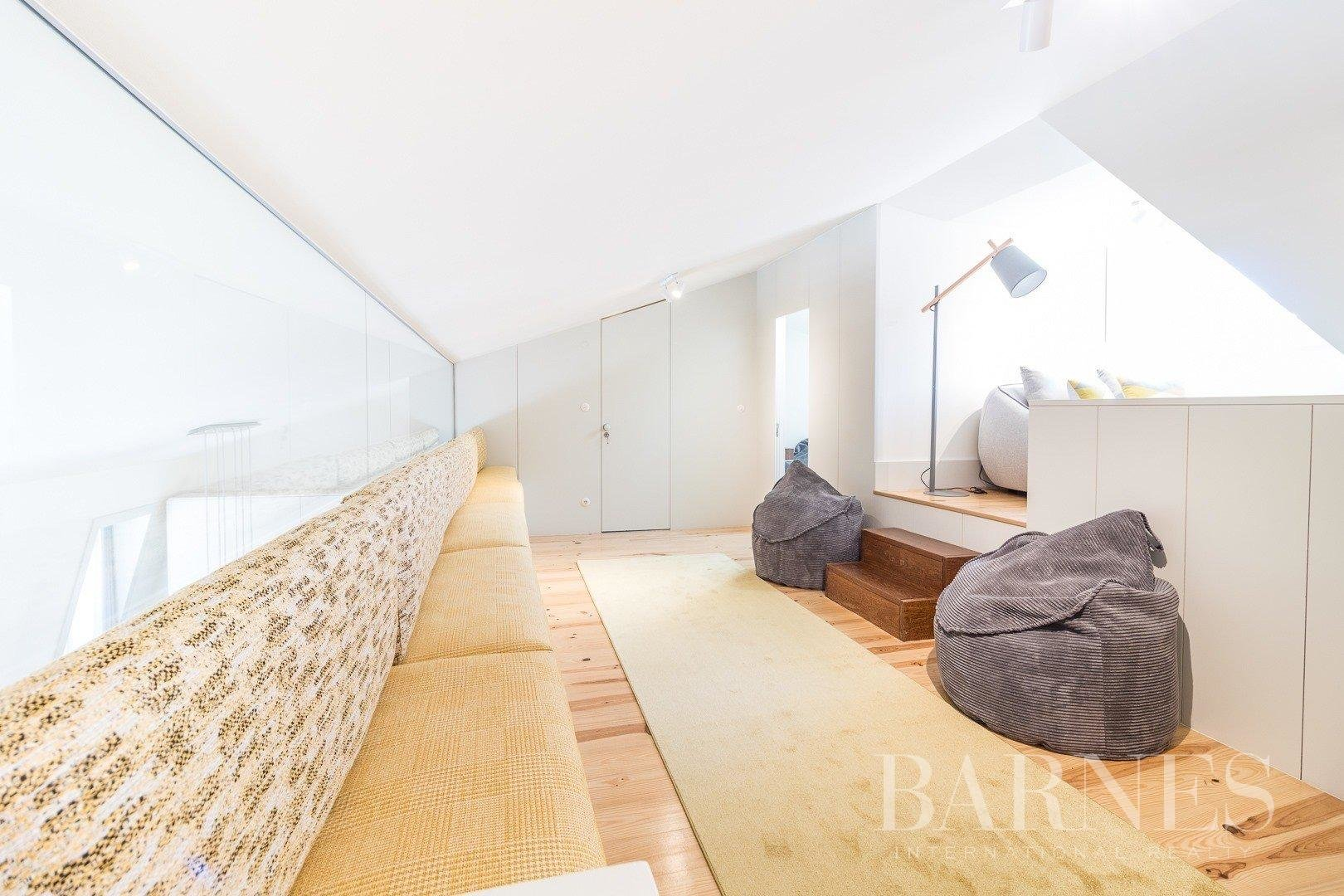 3-Bedroom Apartment in Downtown Lisbon