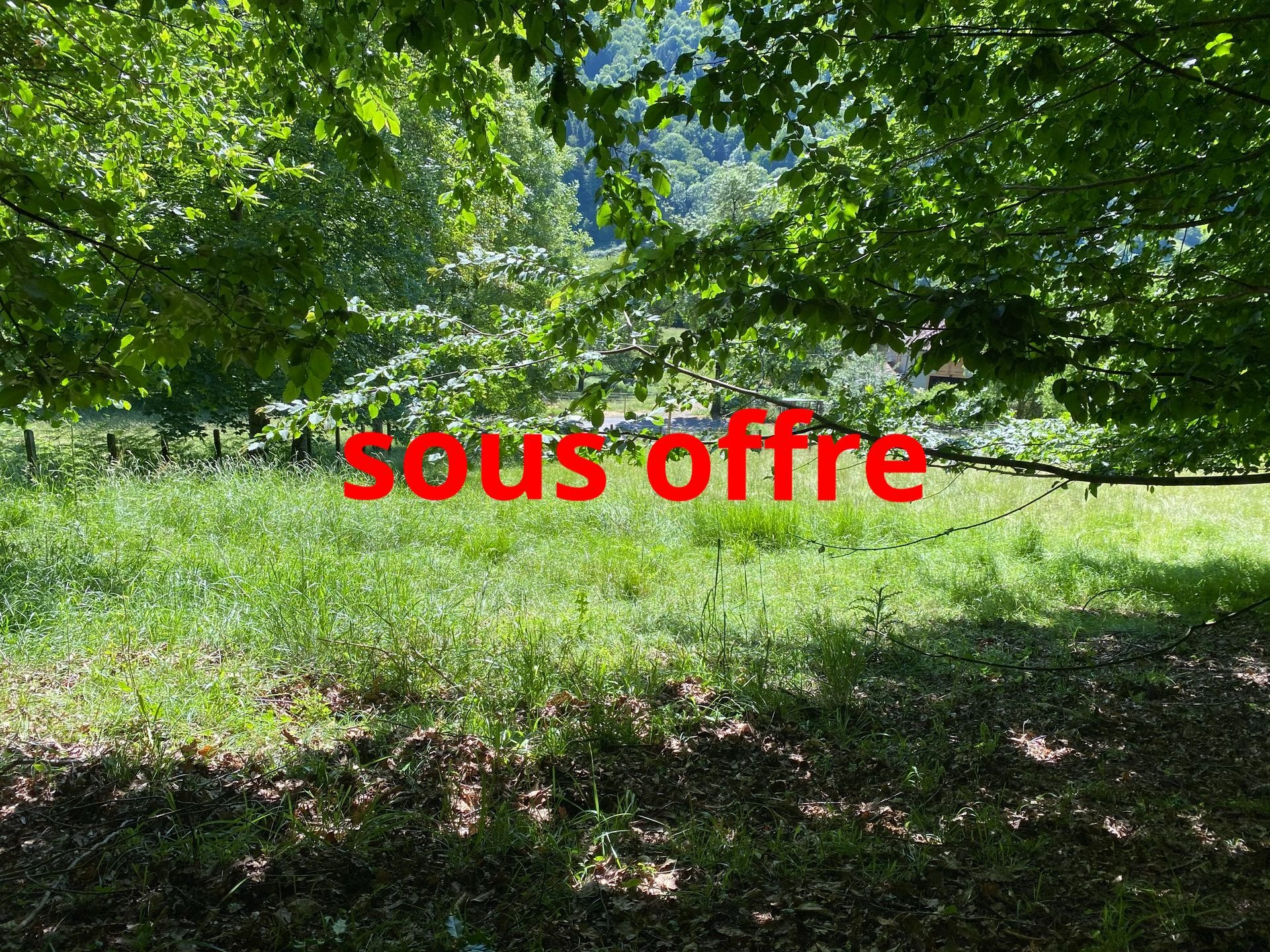 Sale Building land - Sengouagnet