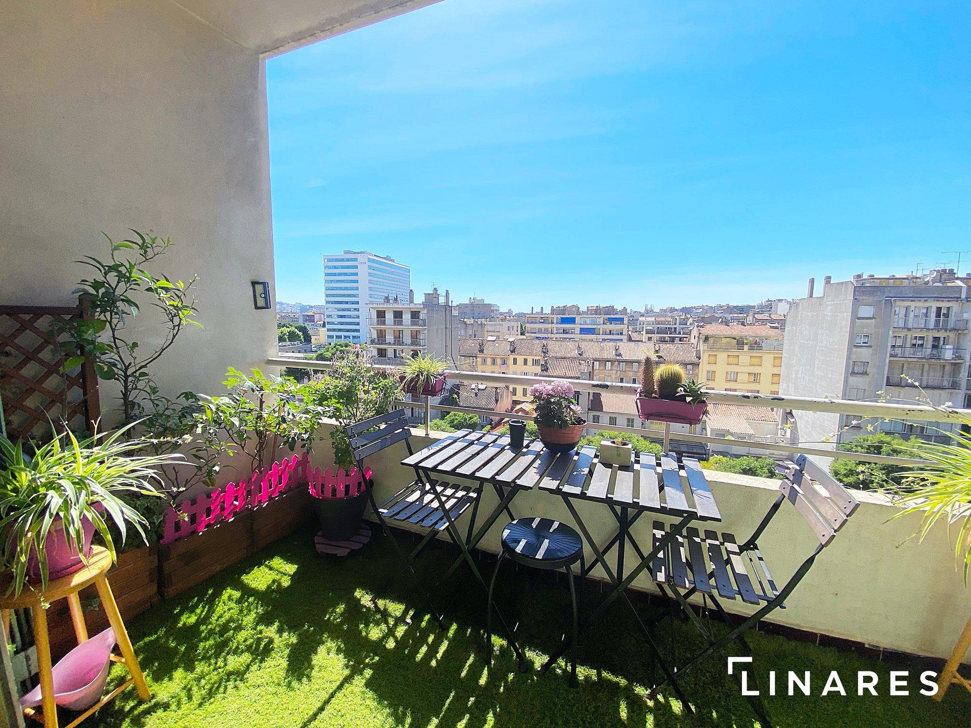 Vendita Appartamento - Marseille 4ème La Blancarde