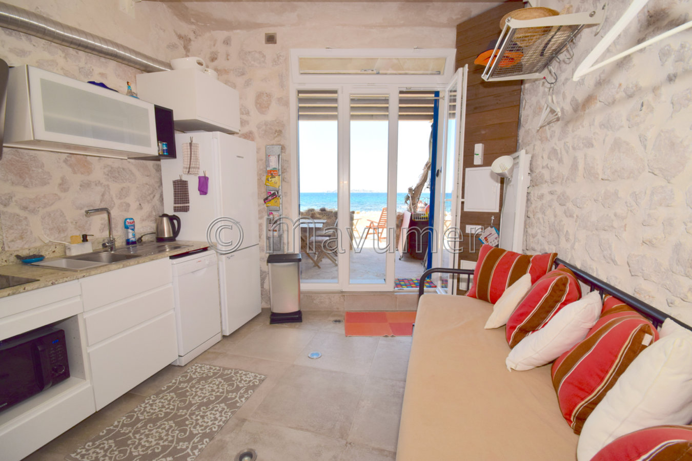 Sale Apartment - Marseille 8ème Montredon