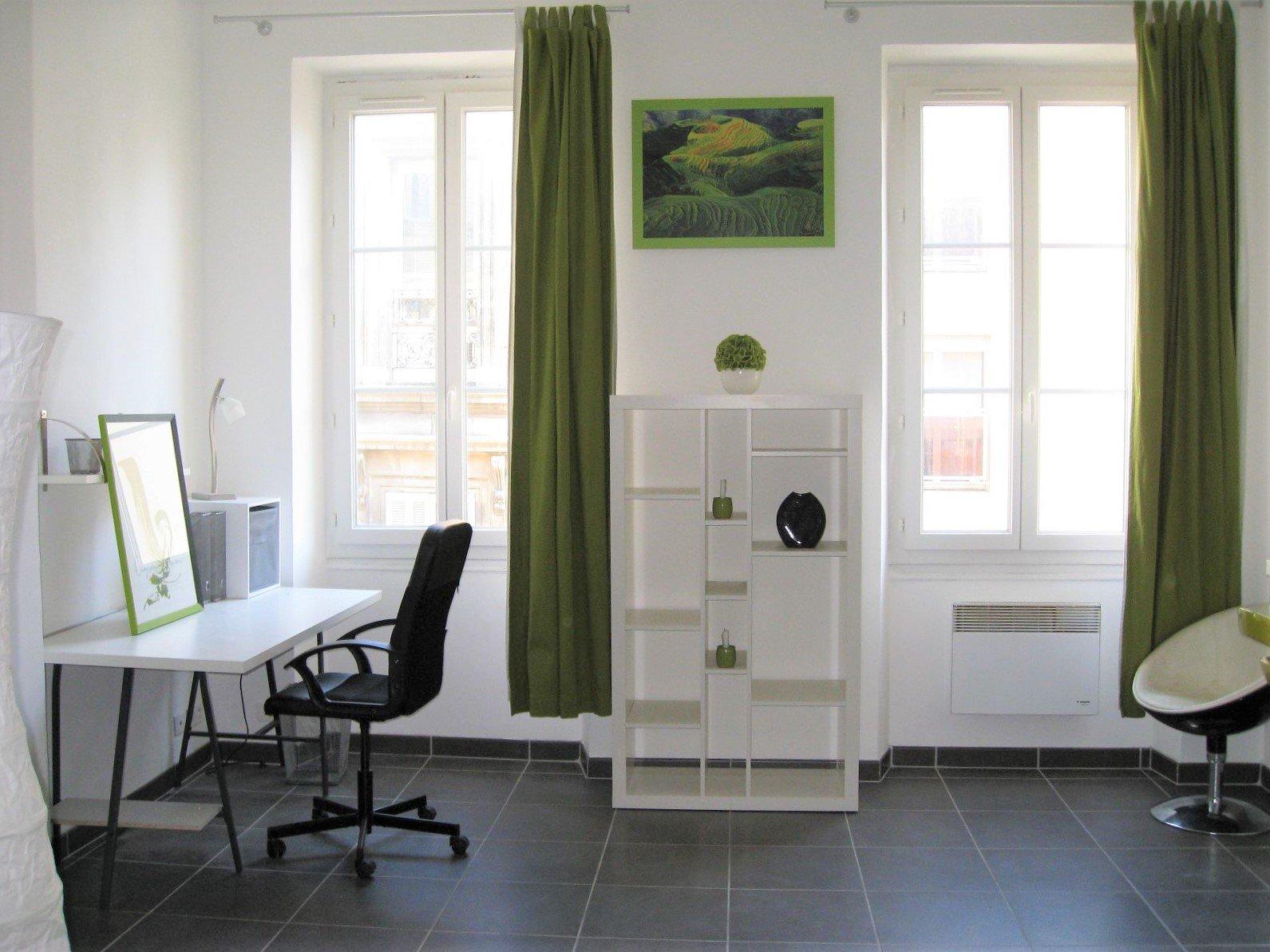 Palais Longchamp - Magnifique grand Studio avec mezzanine