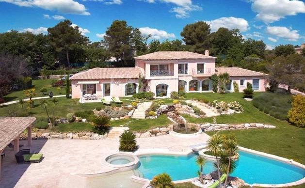 Purchase / Sale Villa Mougins Côte d'Azur