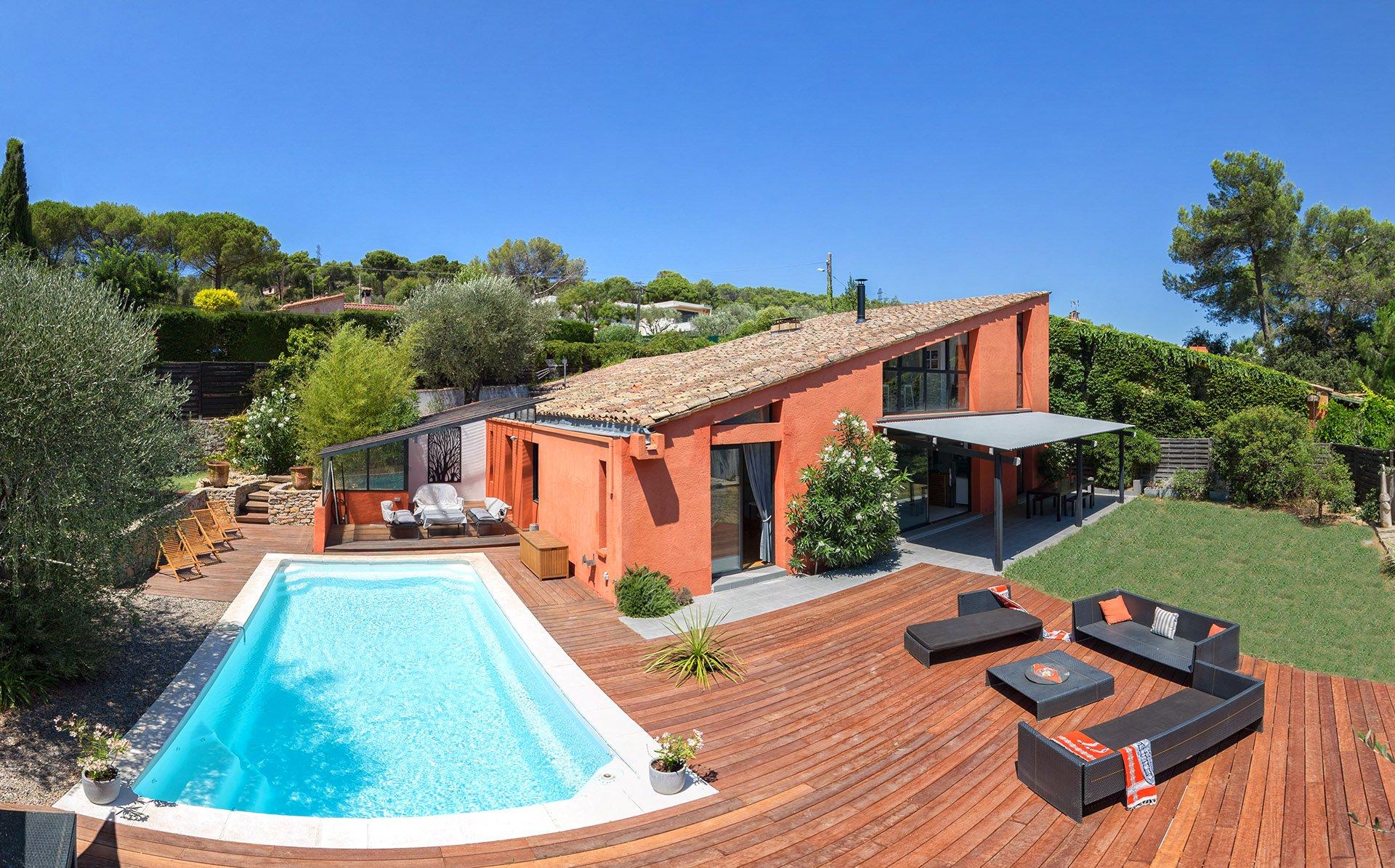 Purchase / Sale Villa Mougins Sea Views