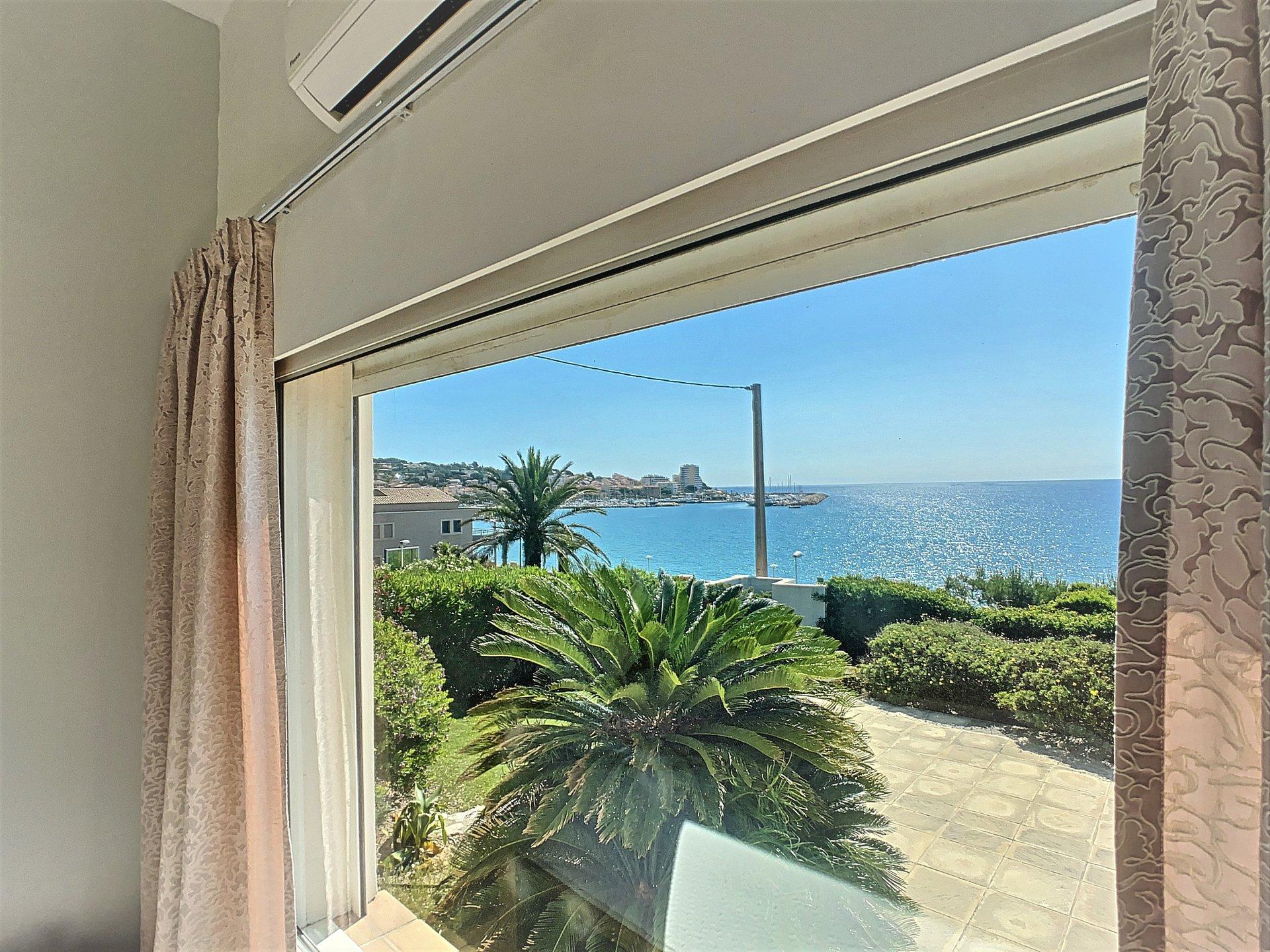 Villa a vendre avec magnifique vue mer Sainte Maxime