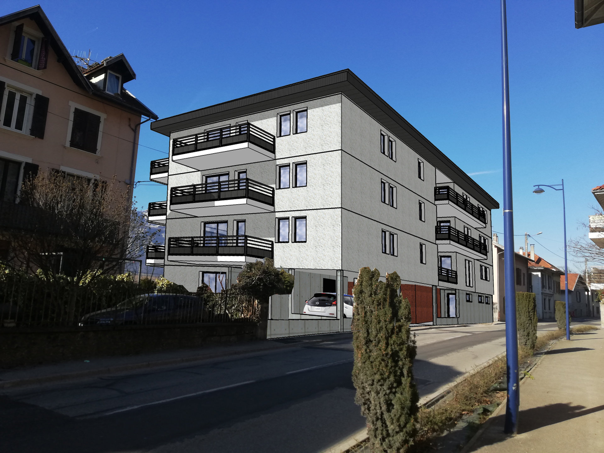 Vente Appartement - Villard-Bonnot