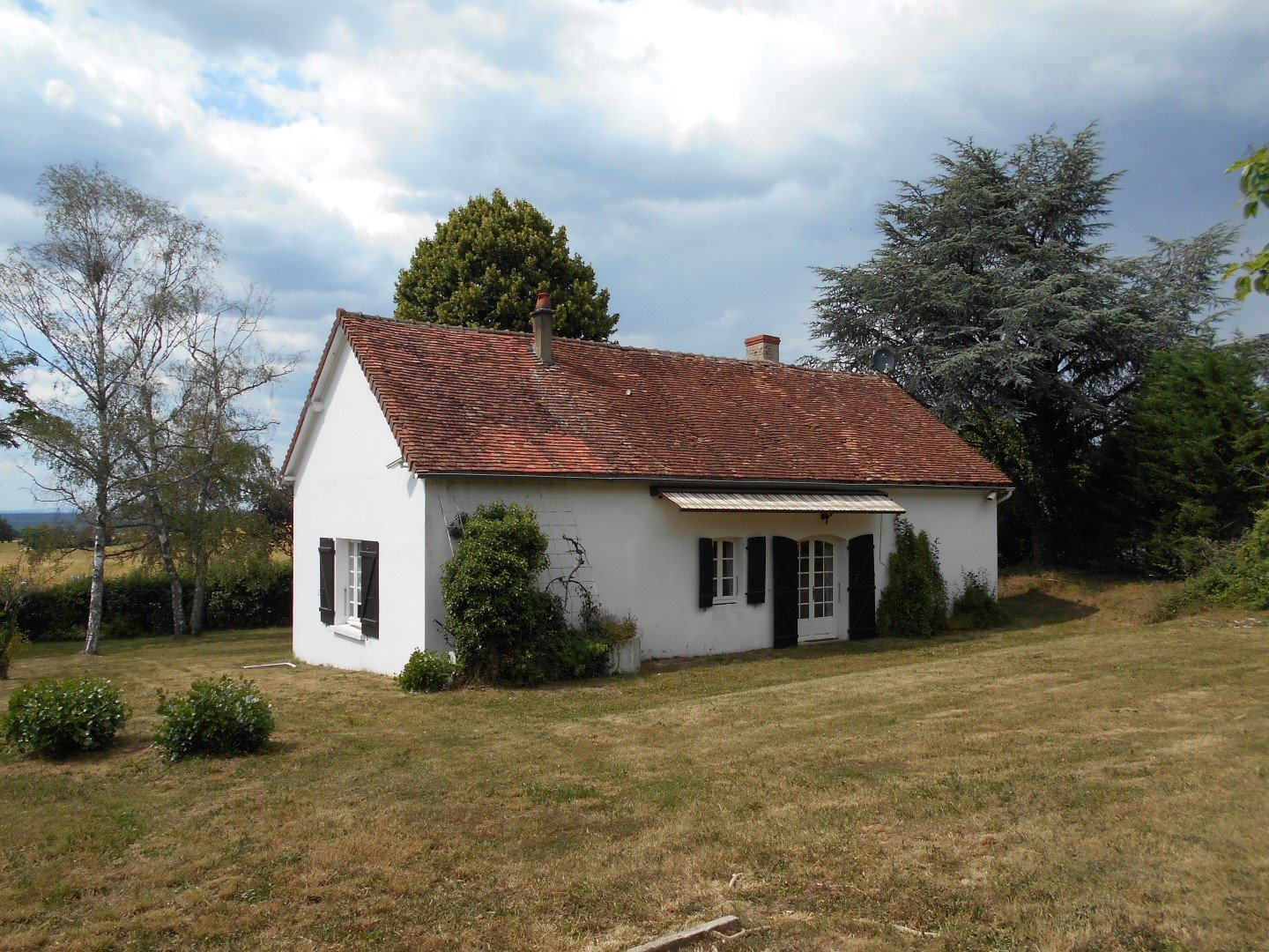 Charming house for sale in the Morvan, Burgundy
