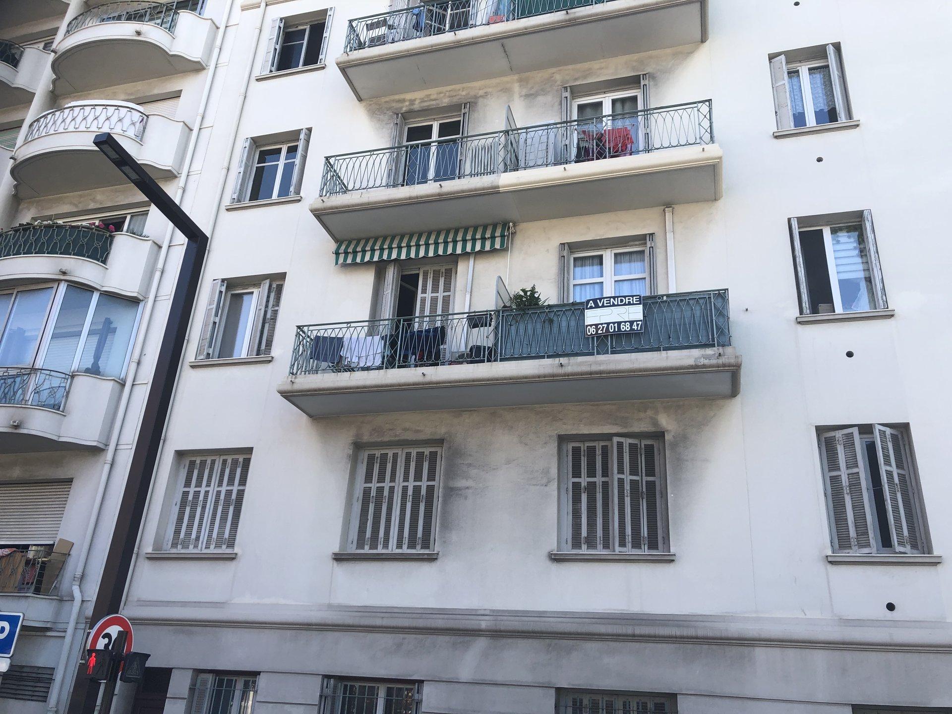 A vendre appartement 2 pièces