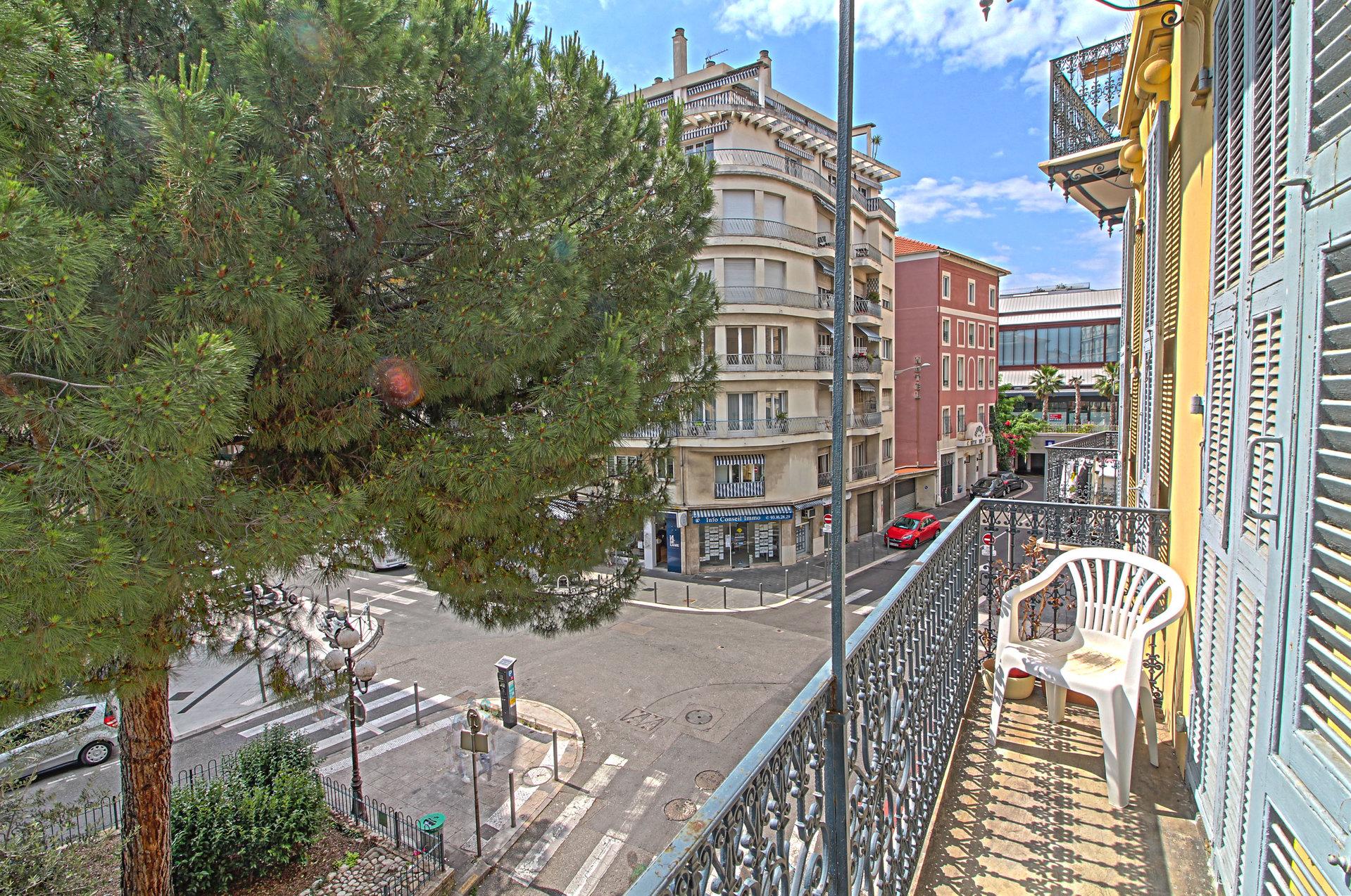 COEUR LIBERATION - 3P - Balcon - 223.000 €