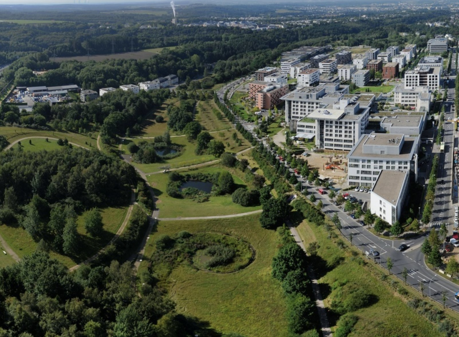 Vente Appartement Luxembourg Kirchberg