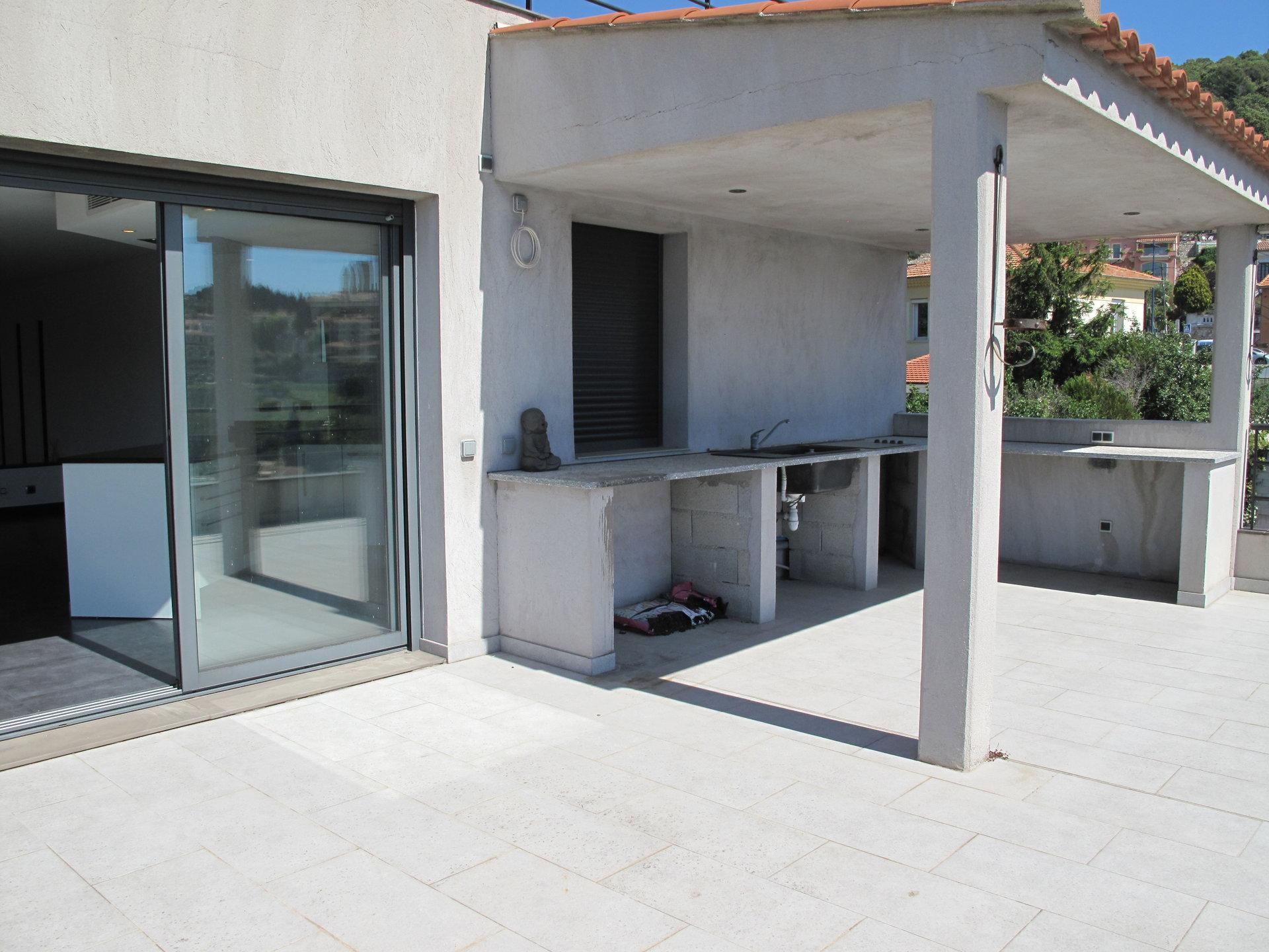 Affitto Appartamento in villa - La Turbie Les Serriers