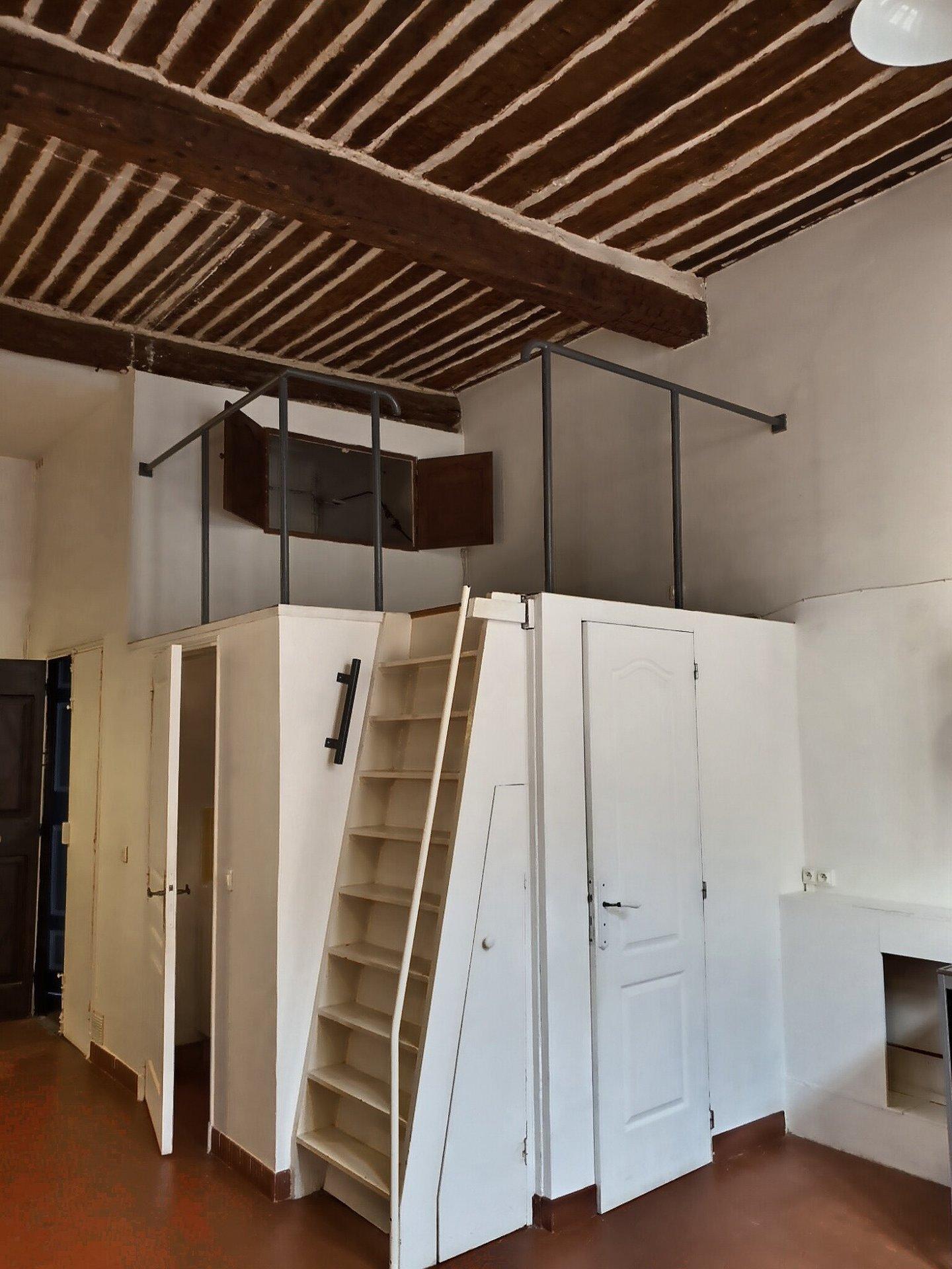 Centro storico di Antibes bilocale di 45mq