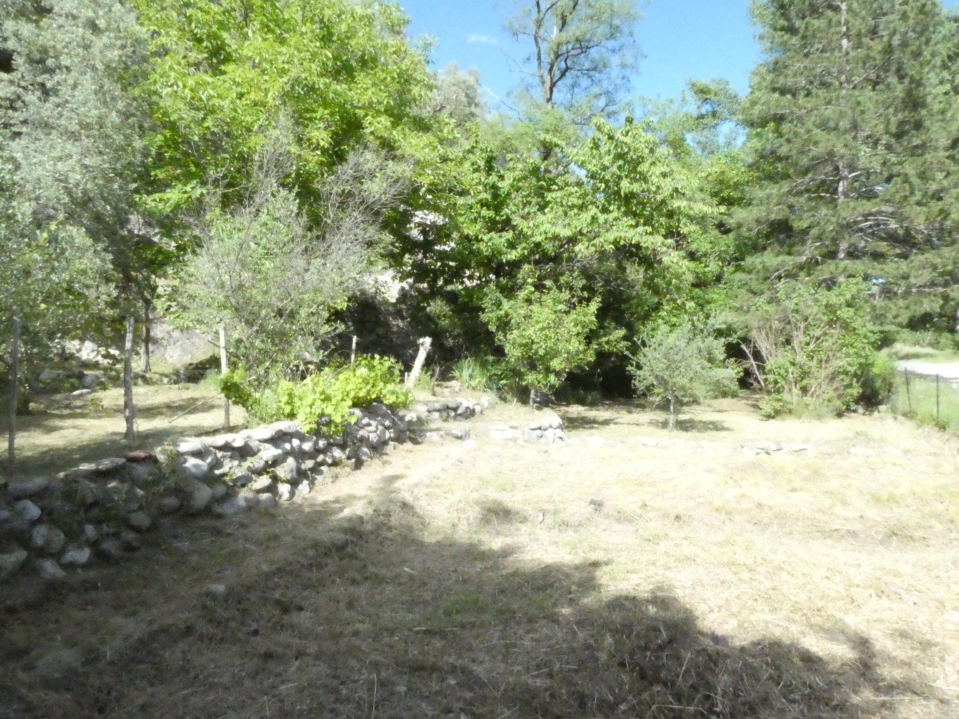 Sale Plot of land - Entrevaux