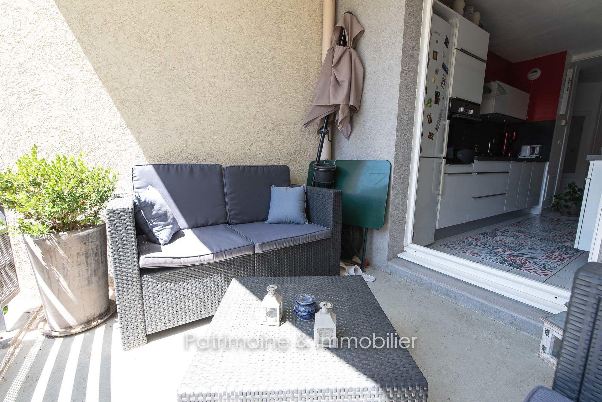 Lyon 7 - Garibaldi - T3 69 m2 + Garage