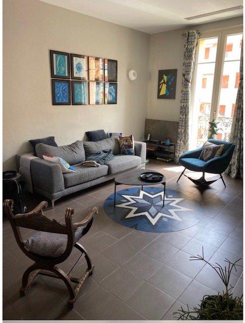 Centre Menton Dernier étage Maison Mentonnaise Spacieux T4 Triple exposition