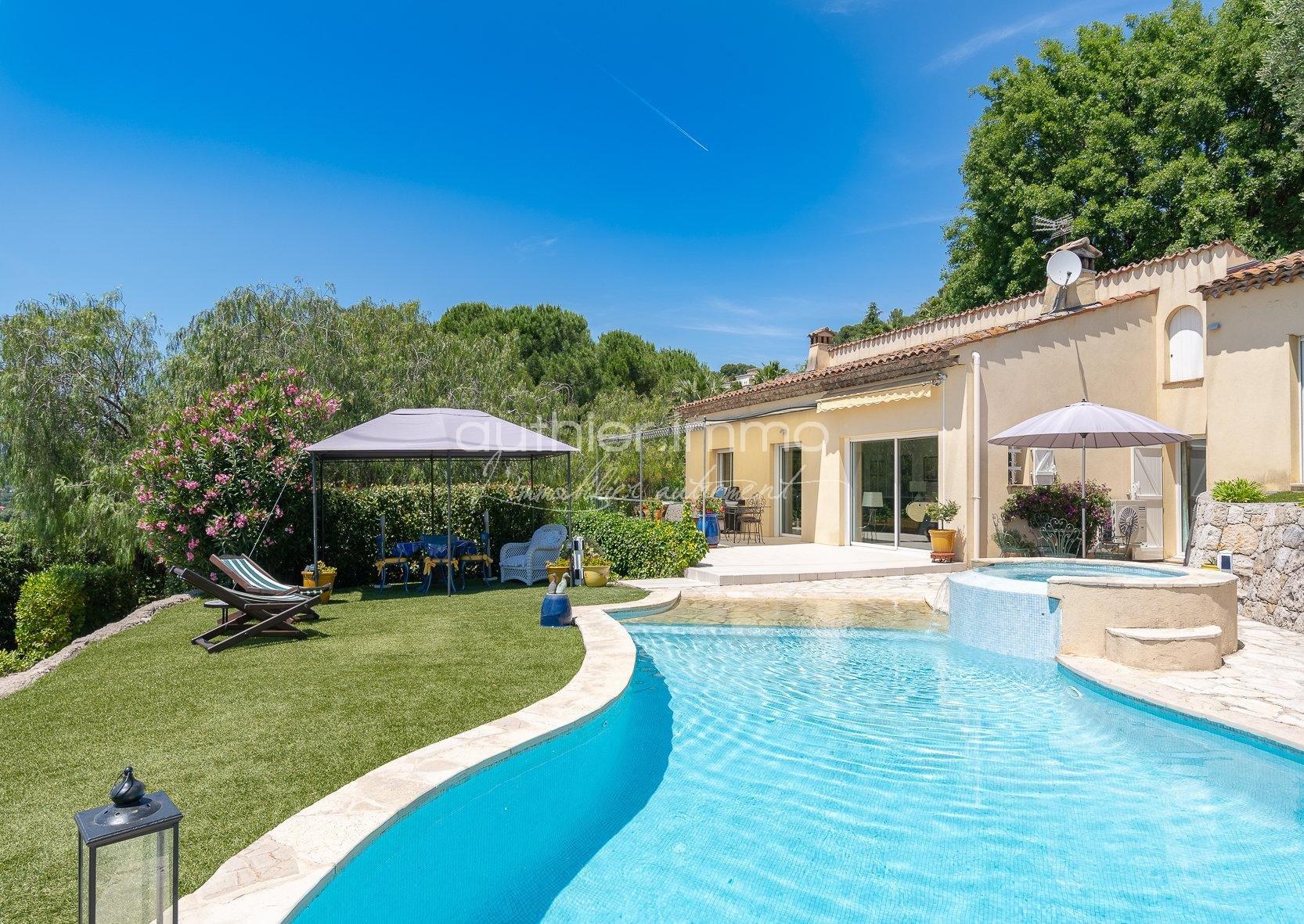 Sale Villa Mougins Limit Cannes