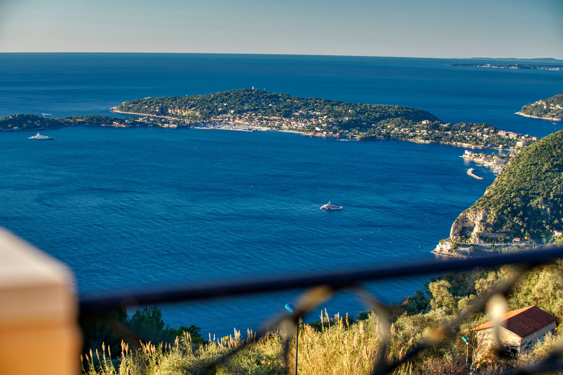 Eze - Penthouse 83m2 panoramic sea view with 74m2 terrace