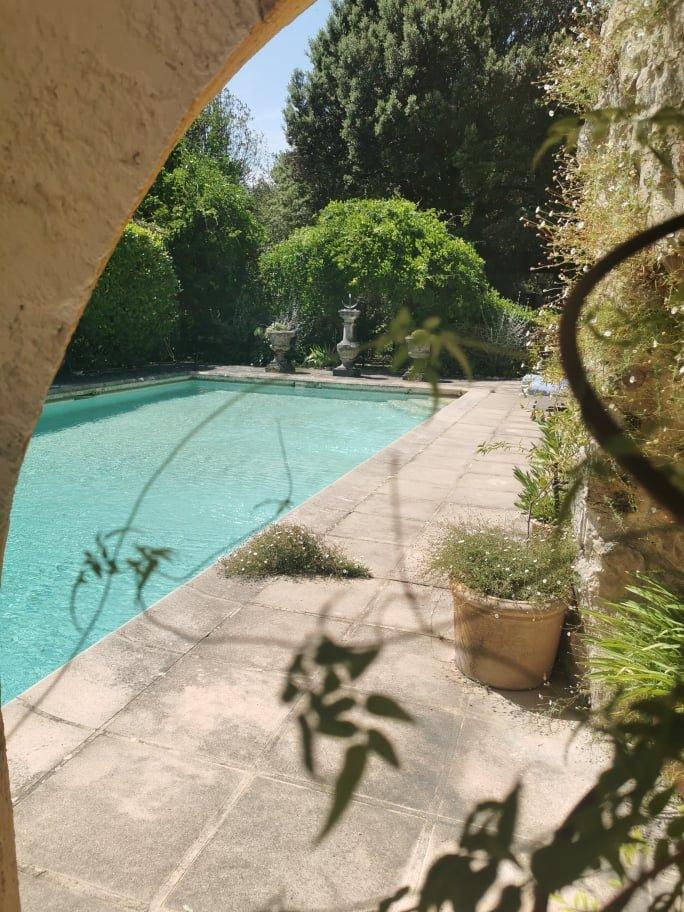 COTIGNAC, charming mas of 180 m² with pool