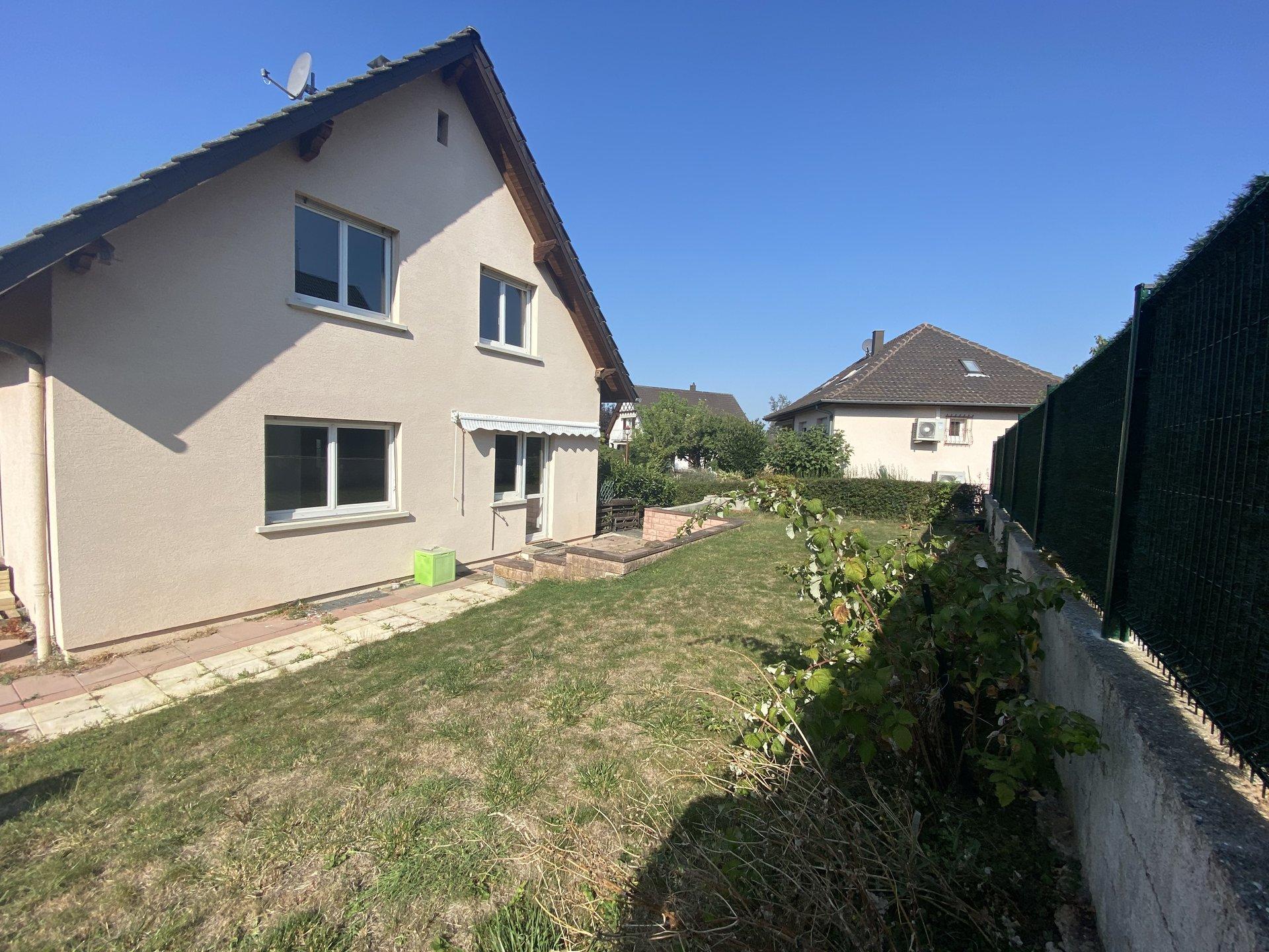 Truchtersheim - Maison individuelle en impasse