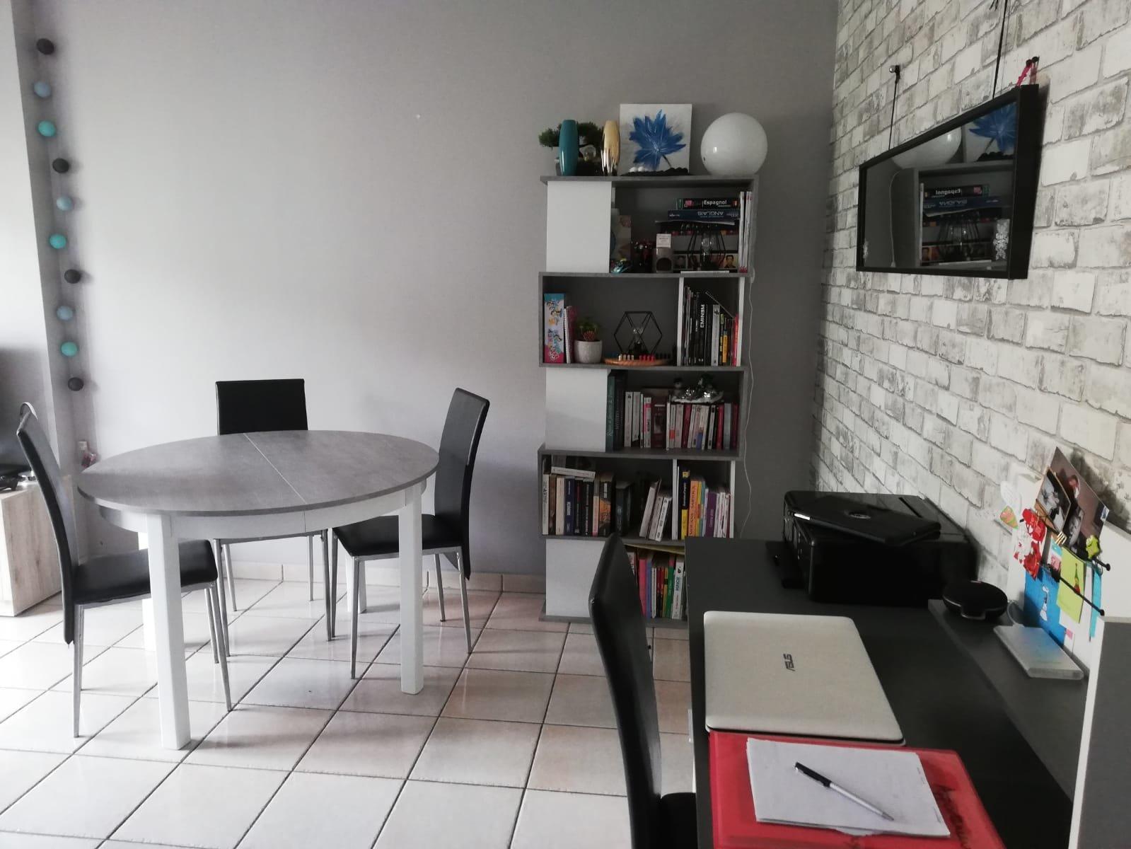 MOUANS-SARTOUX, APPARTEMENT 3 Pièces, Terrasse, Garage