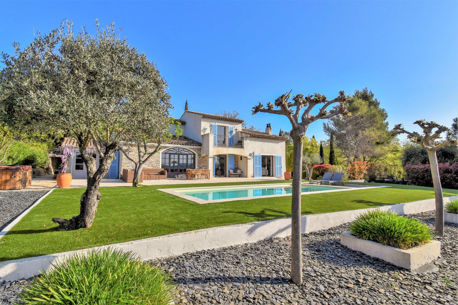 Sale Villa - Grimaud