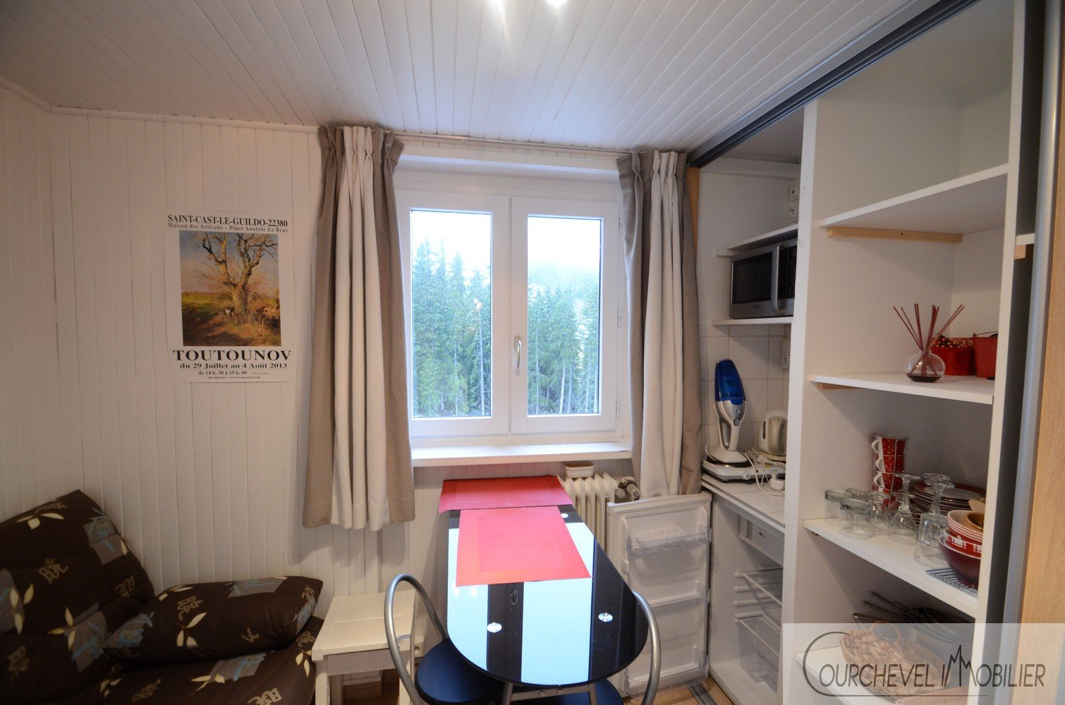 LOCATION STUDIO COURCHEVEL 1850