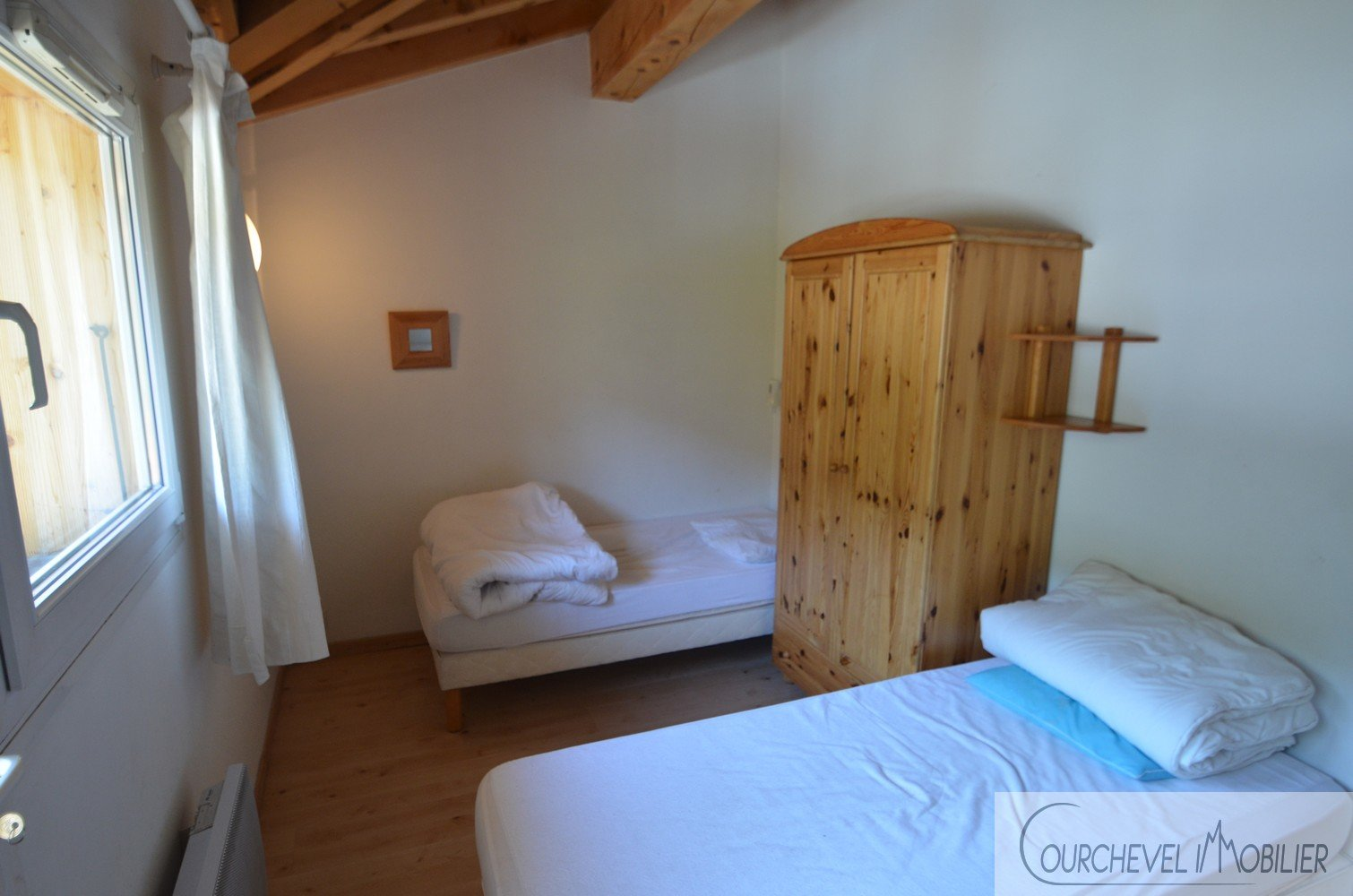 CHALET 8 PEOPLE - SEASONAL RENTAL