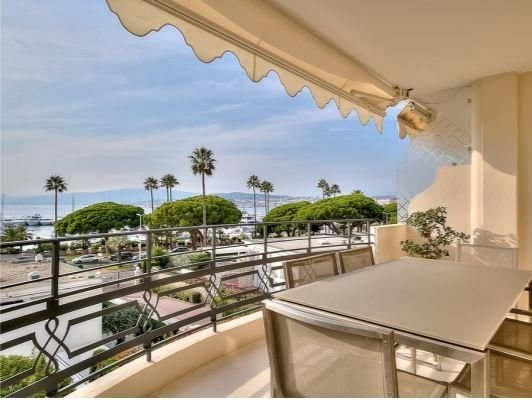 Cannes - Croisette - apartment with sea view