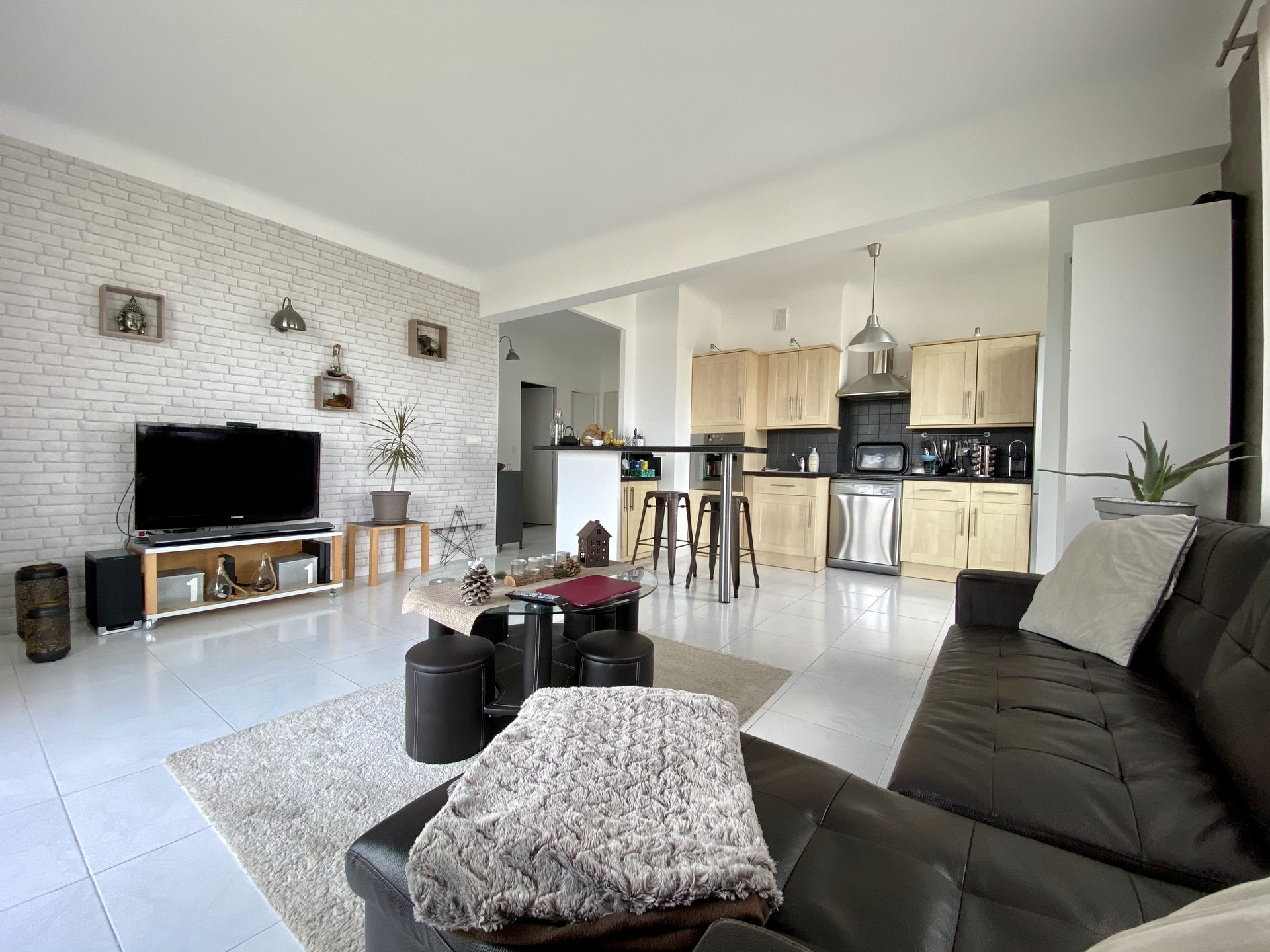 Nice Ouest - 2 Bedrooms apartement with terrace and seaview