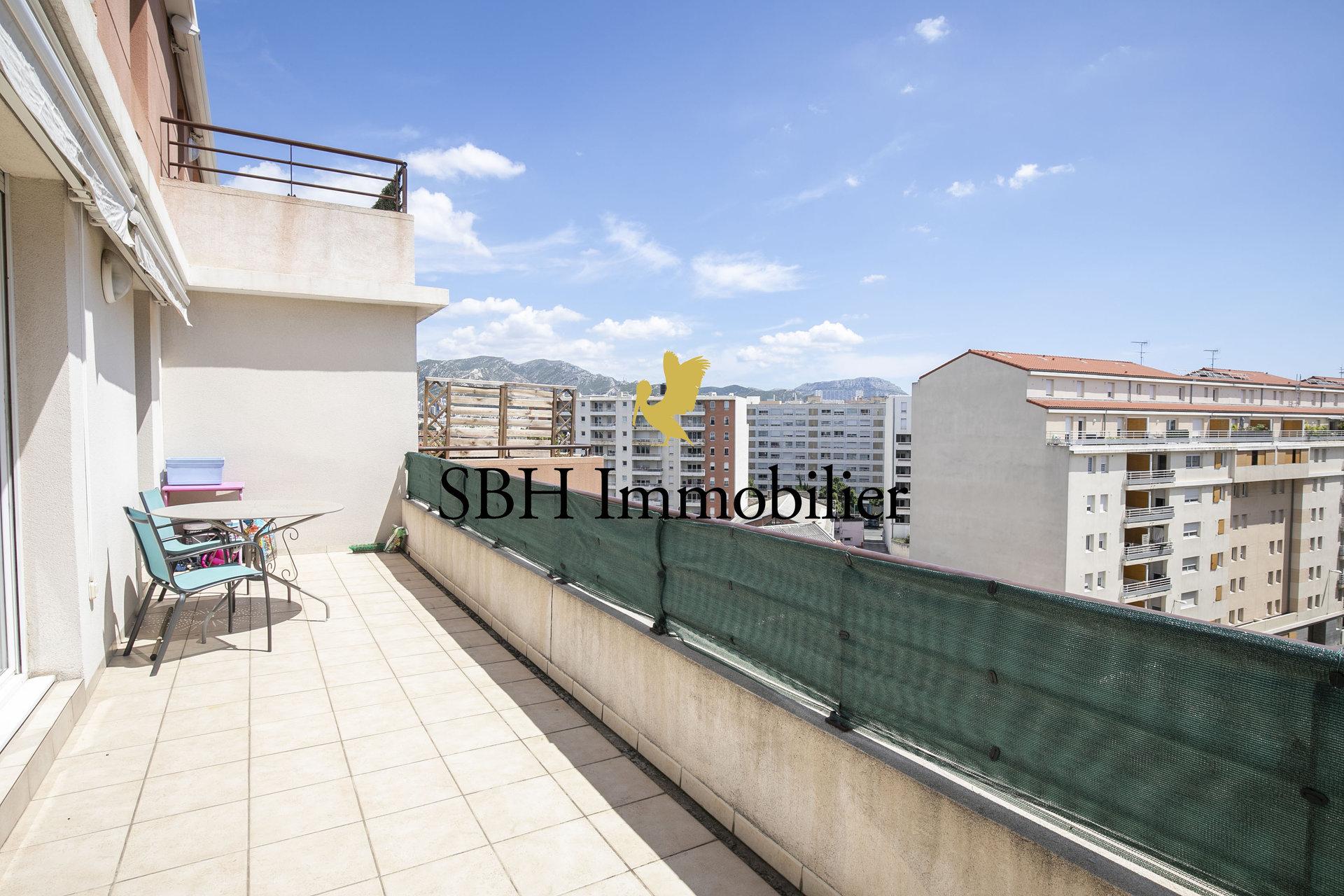 # SOUS COMPROMIS# T4 terrasse Centernaire