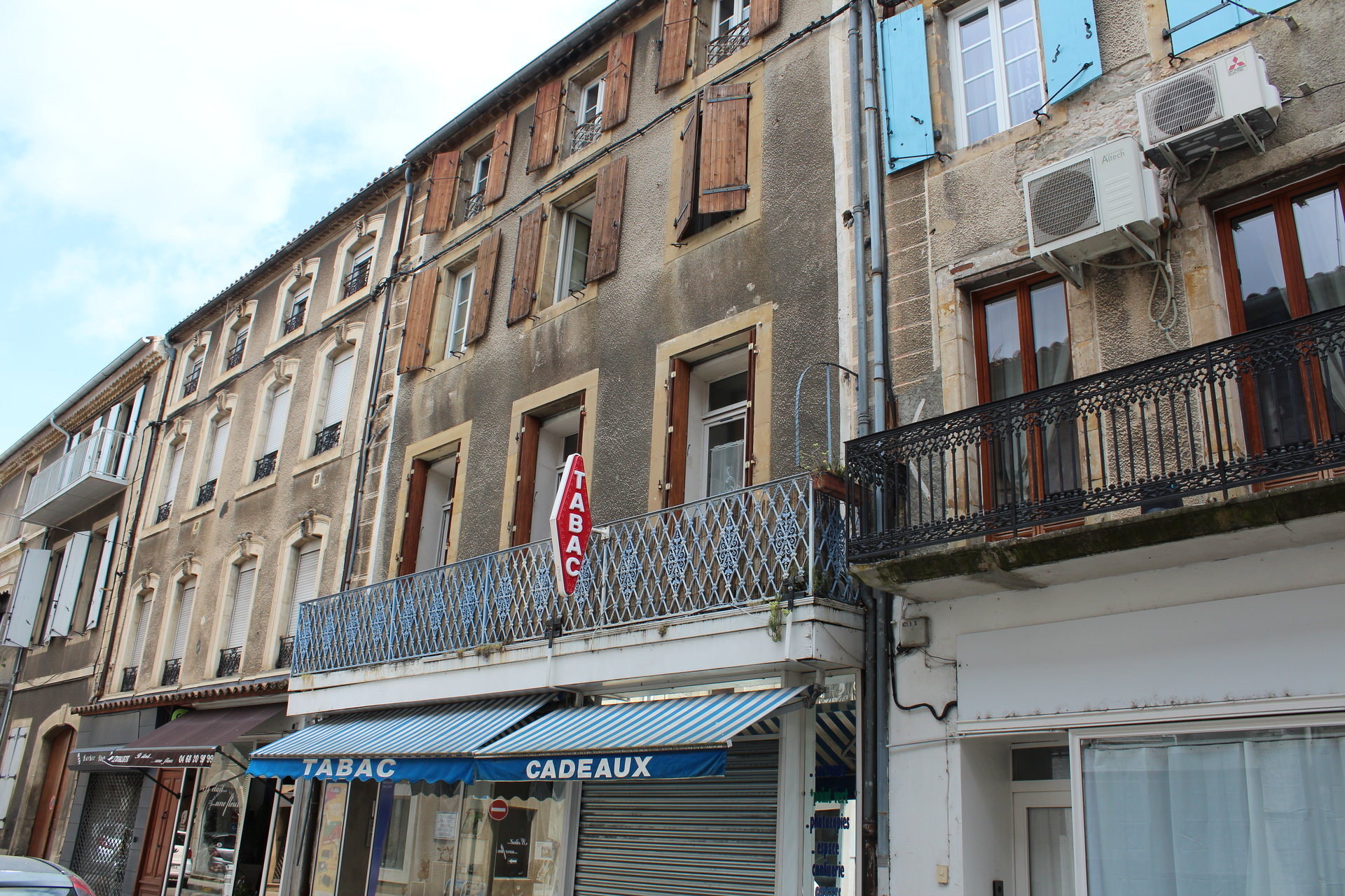 Ensemble immobilier - Limoux