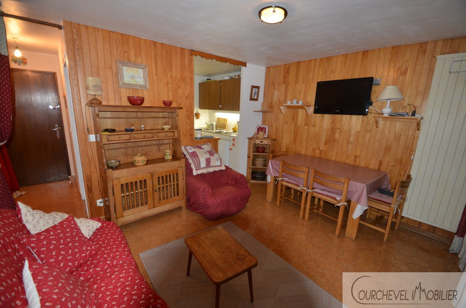 seasonal rental  - Courchevel Moriond