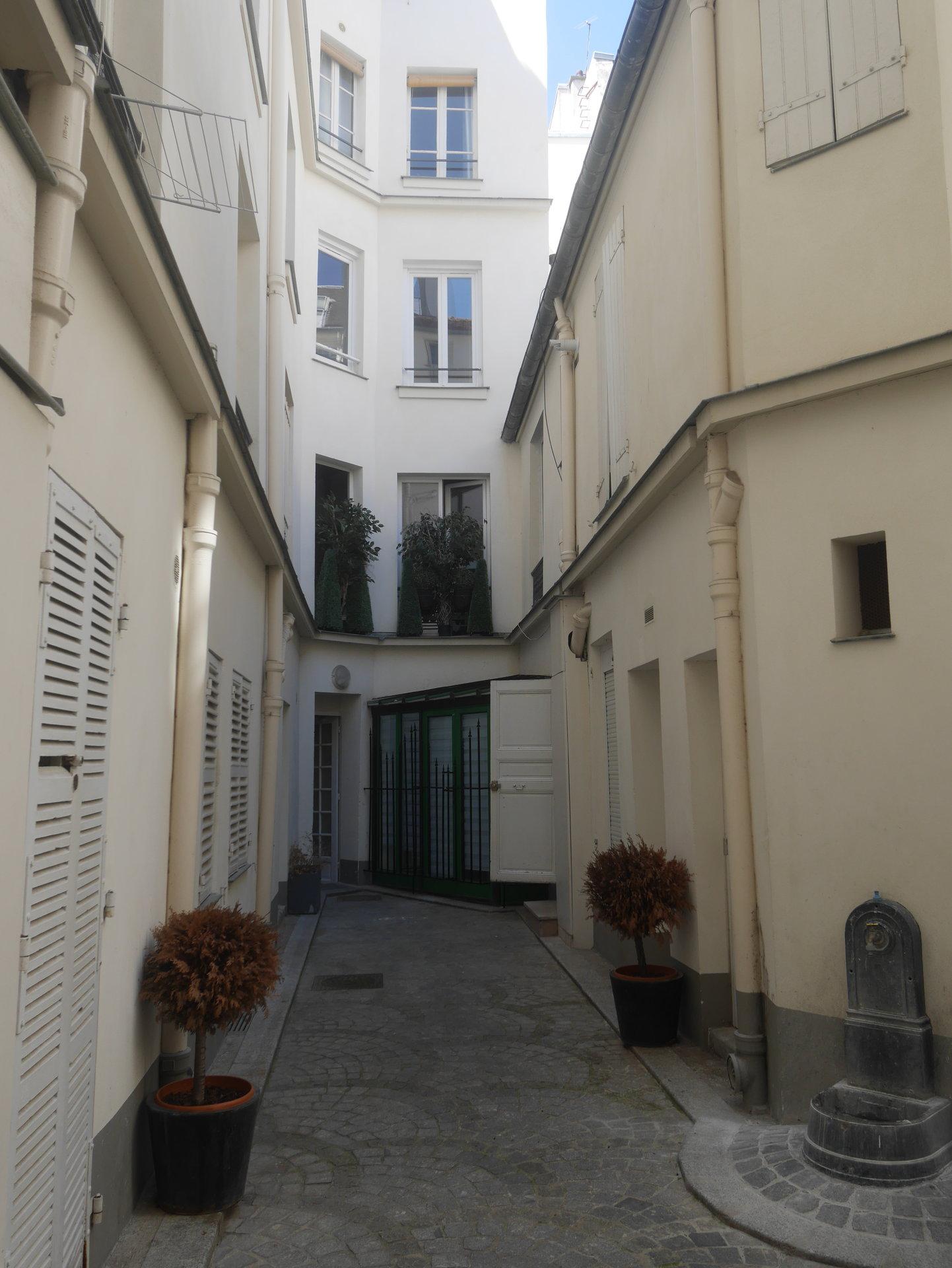 Exclusivité : Paris 7ème Vaneau
