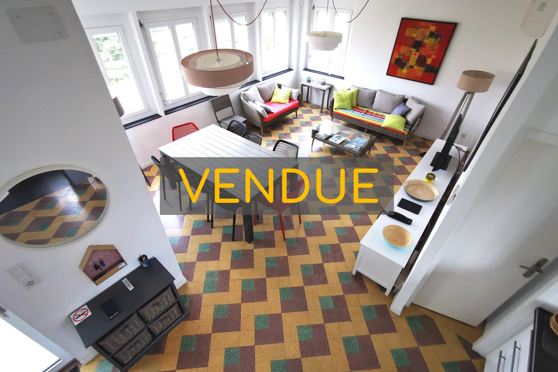 Villa 1ère ligne  - MARSEILLAN PLAGE