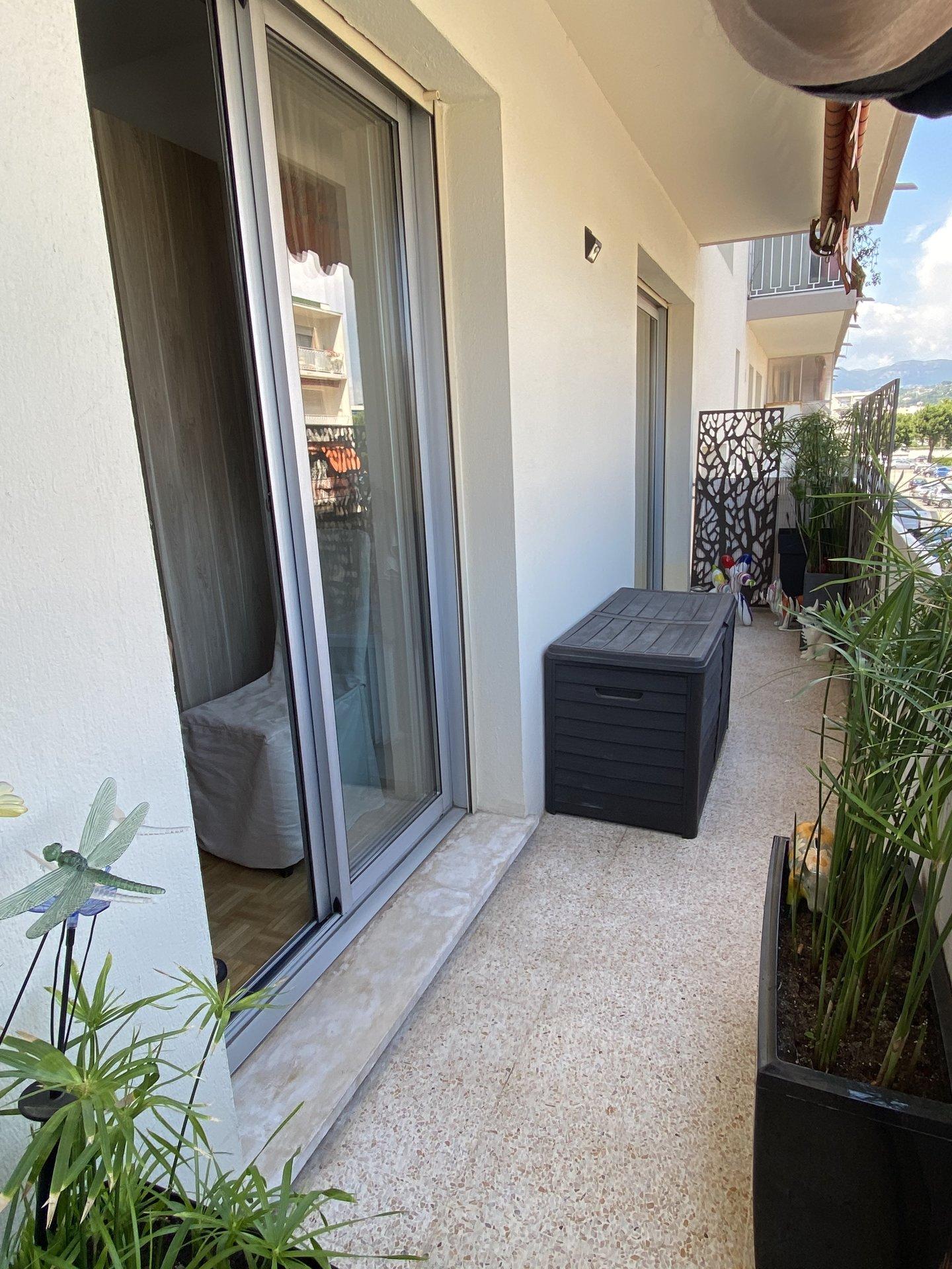 2 rooms for sale, Cagnes-sur-mer, Center
