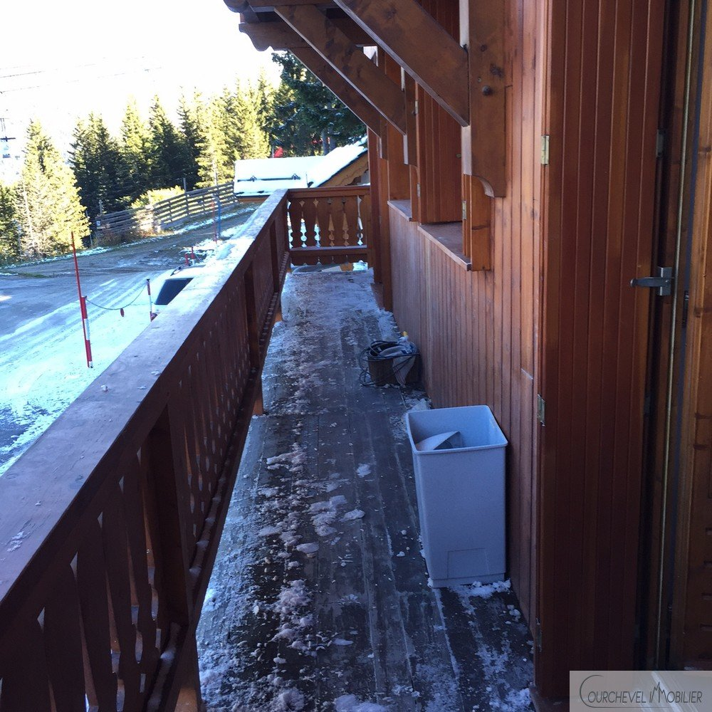 Location saison appartement Courchevel 1850