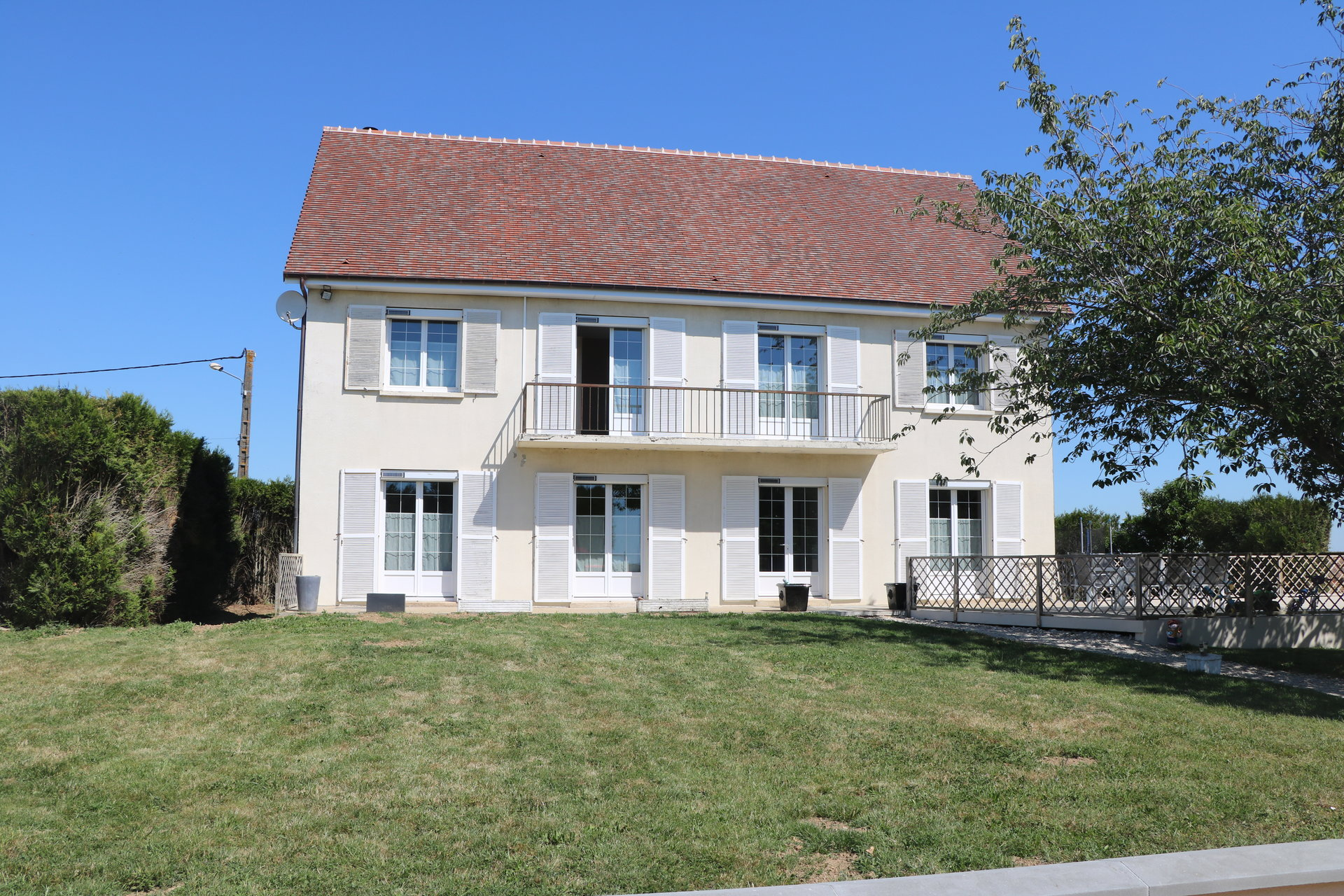 Grande maison proche de Chartres