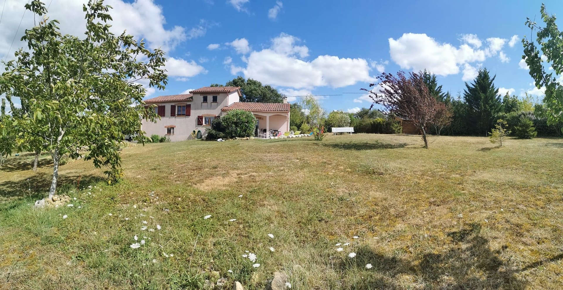 house 162 sqm on land with unobstructed views