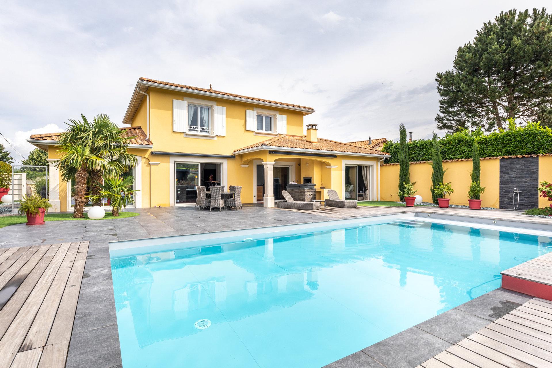 Villa de 190m² à Chasselay