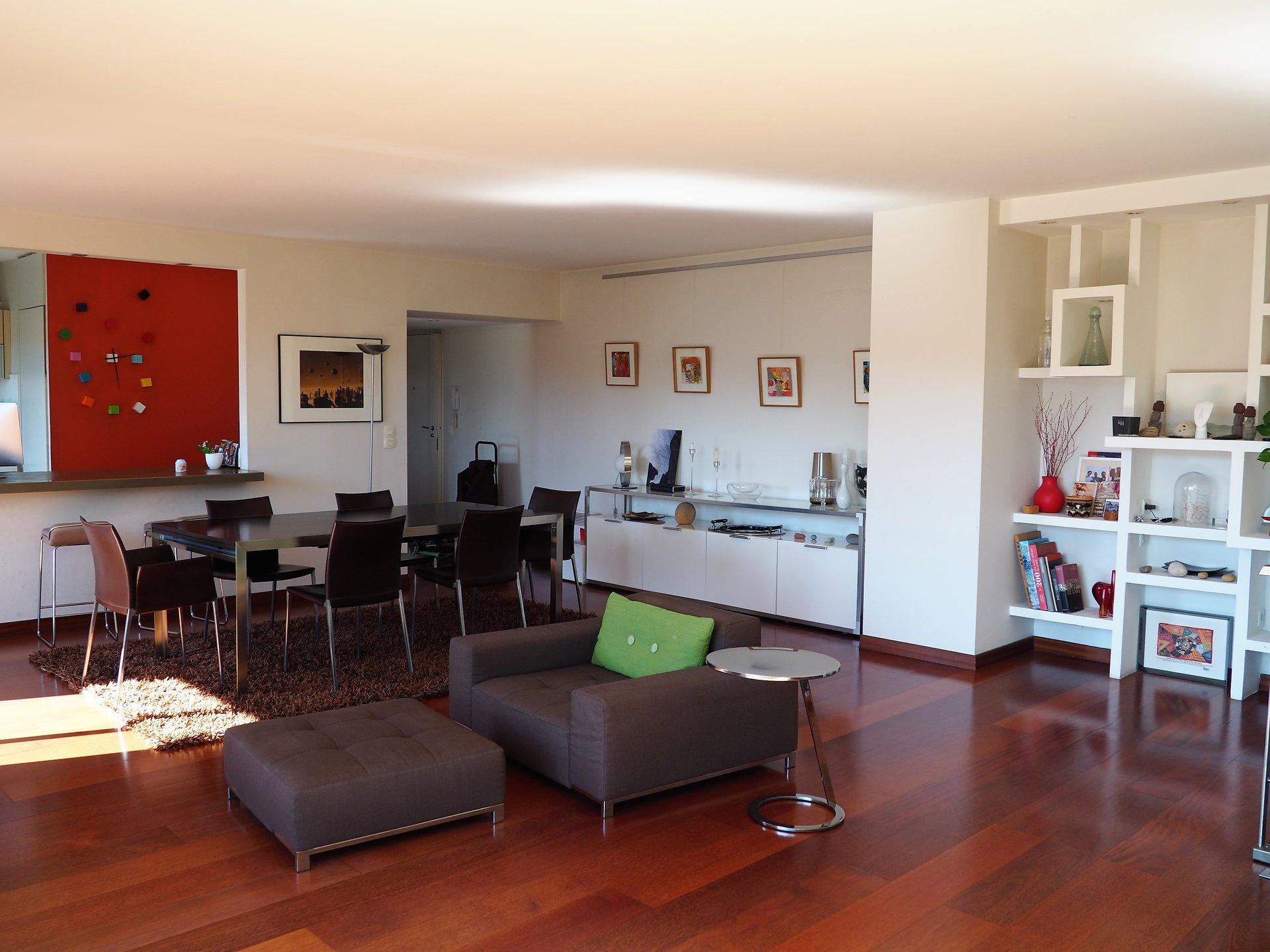 Superbe Duplex en dernier étage 5p terrasses 95m²