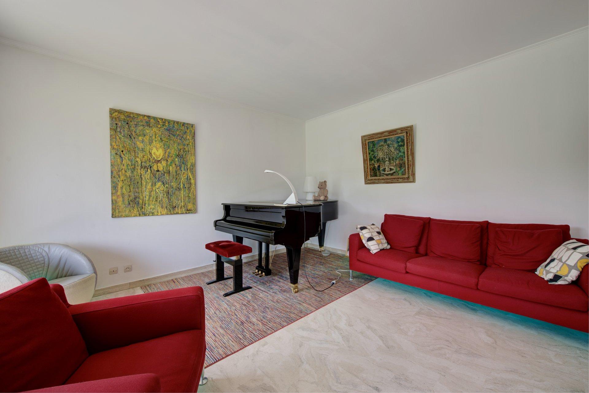 Ecully, Résidence Récamier – Appartement lumineux et traversant avec vue exceptionnelle