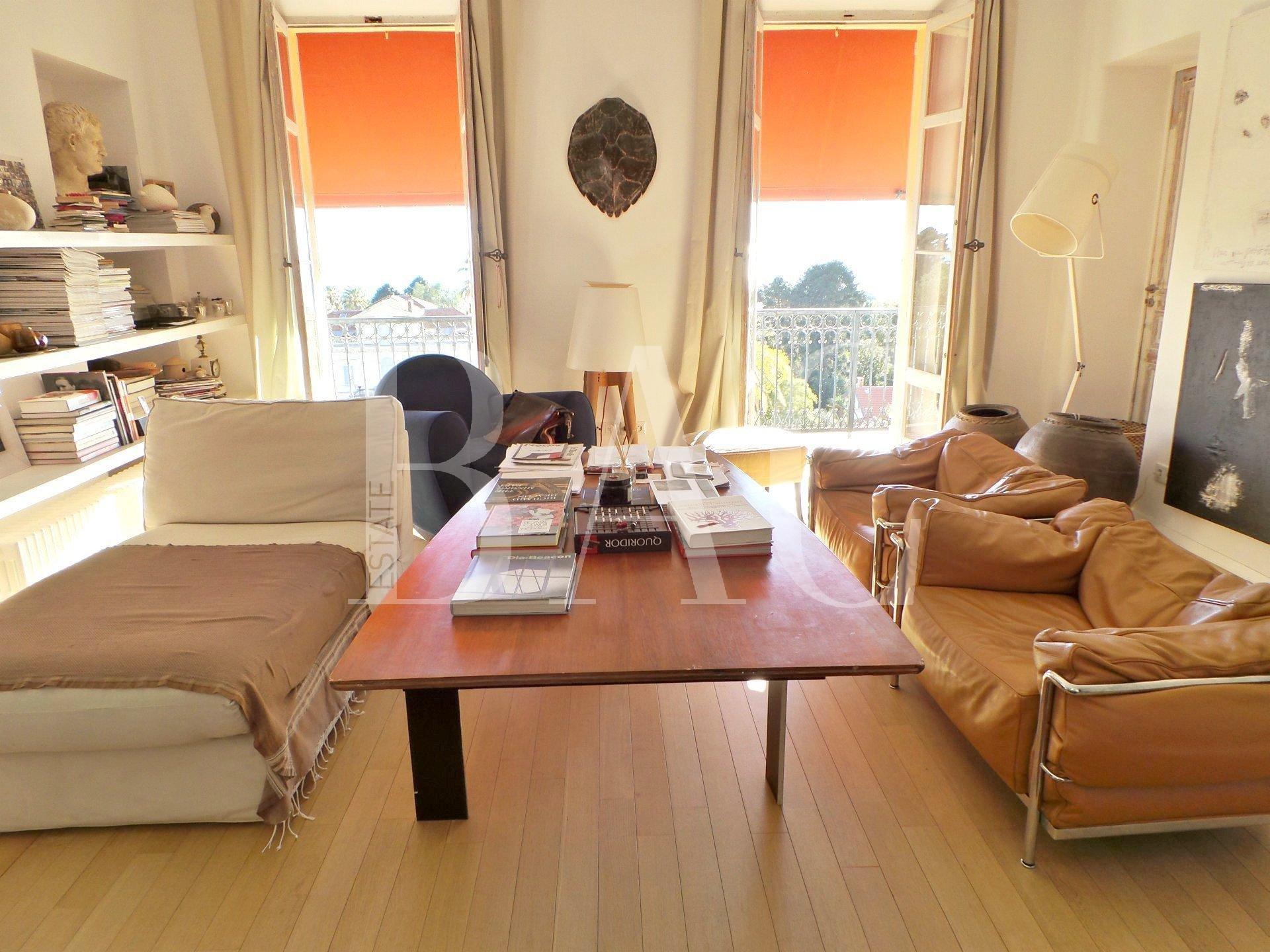 Cannes, un appartement en dessous de sa véritable valeur.