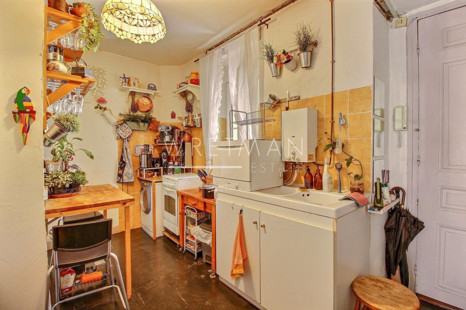 Bright 2-bedroom apartment - Nice Le Port