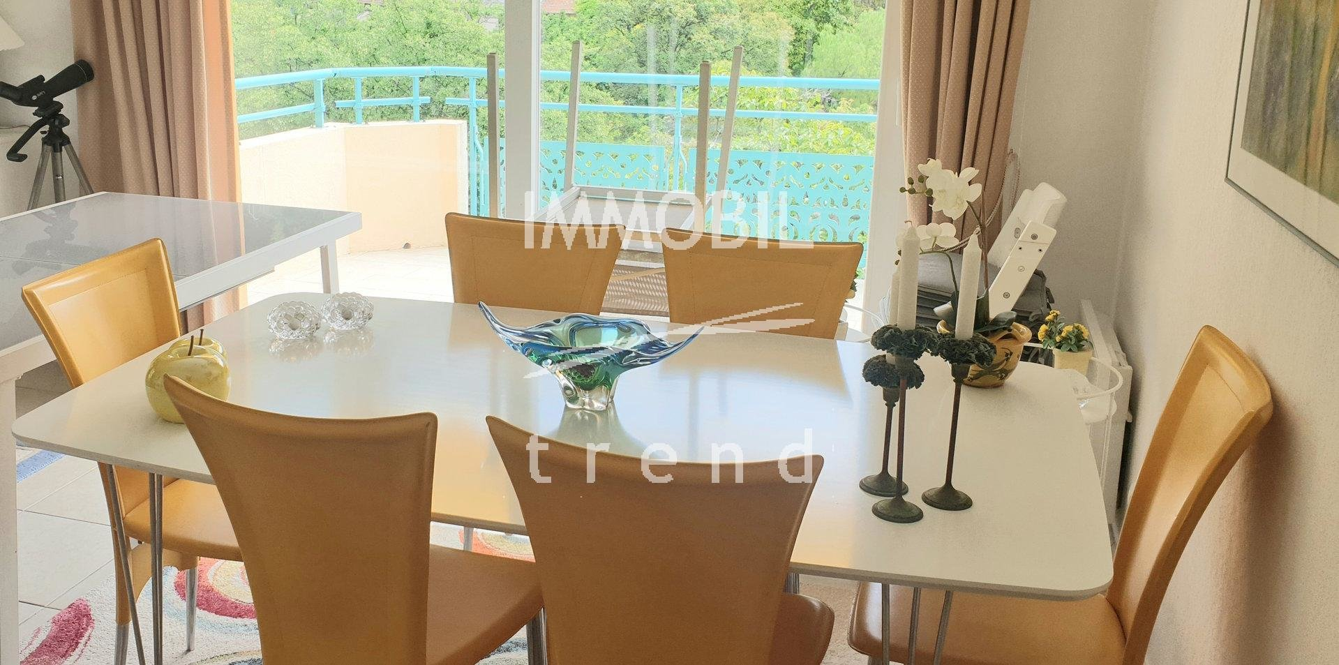 EXCLUSIVITY BEAUTIFUL 3 ROOMS APARTMENT TERRACE GARAGE