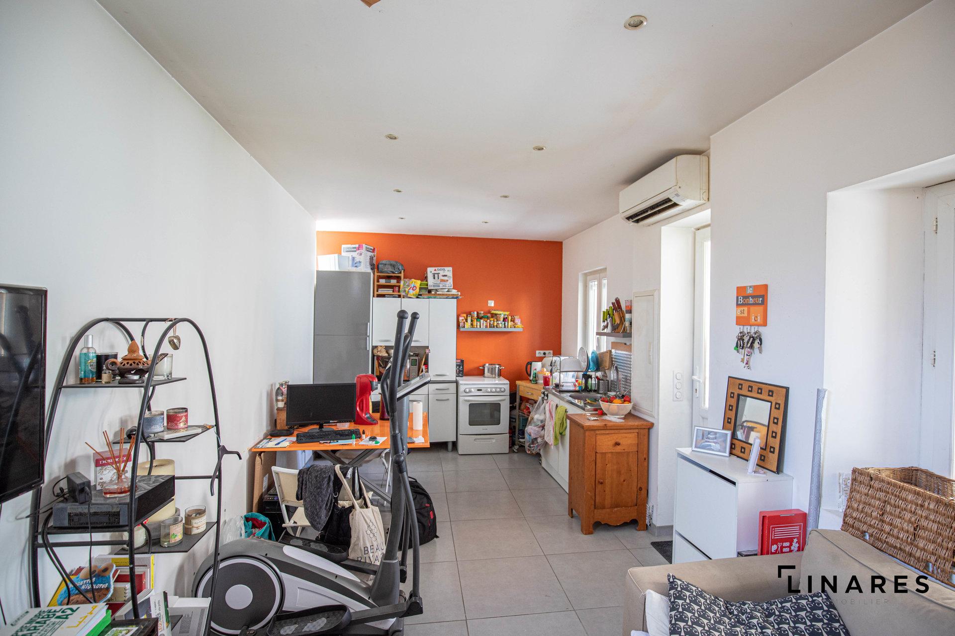 Sale Terraced house - Marseille 10ème Pont-de-Vivaux
