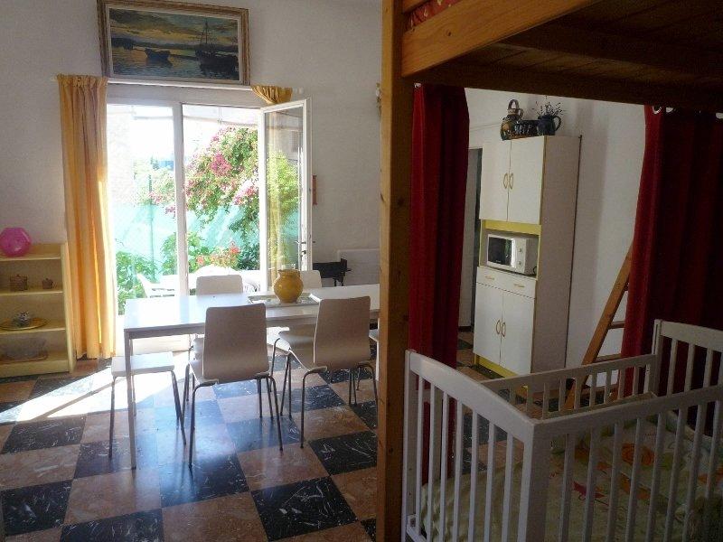 Maison de ville à vendre sur la Côte d'Azur,  à Vallauris