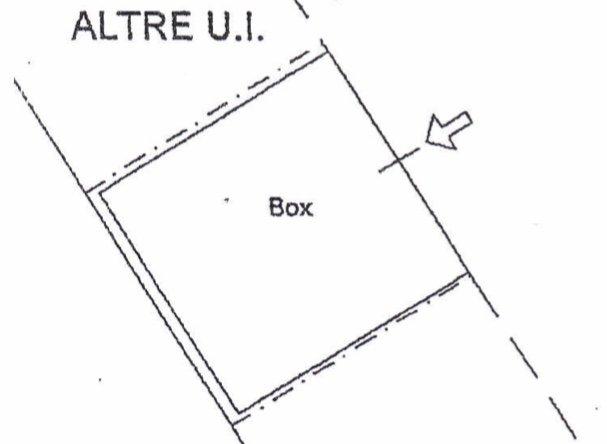 planimetria box doppio