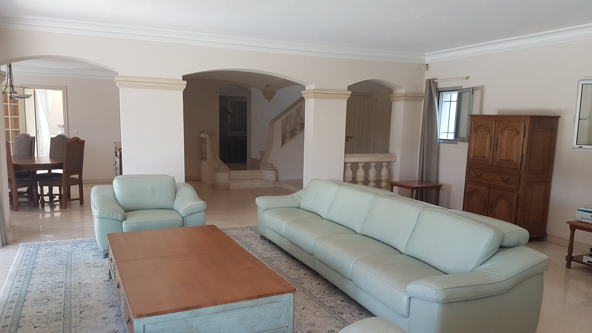 house for sale in Saint-Paul-De-Vence with sea view